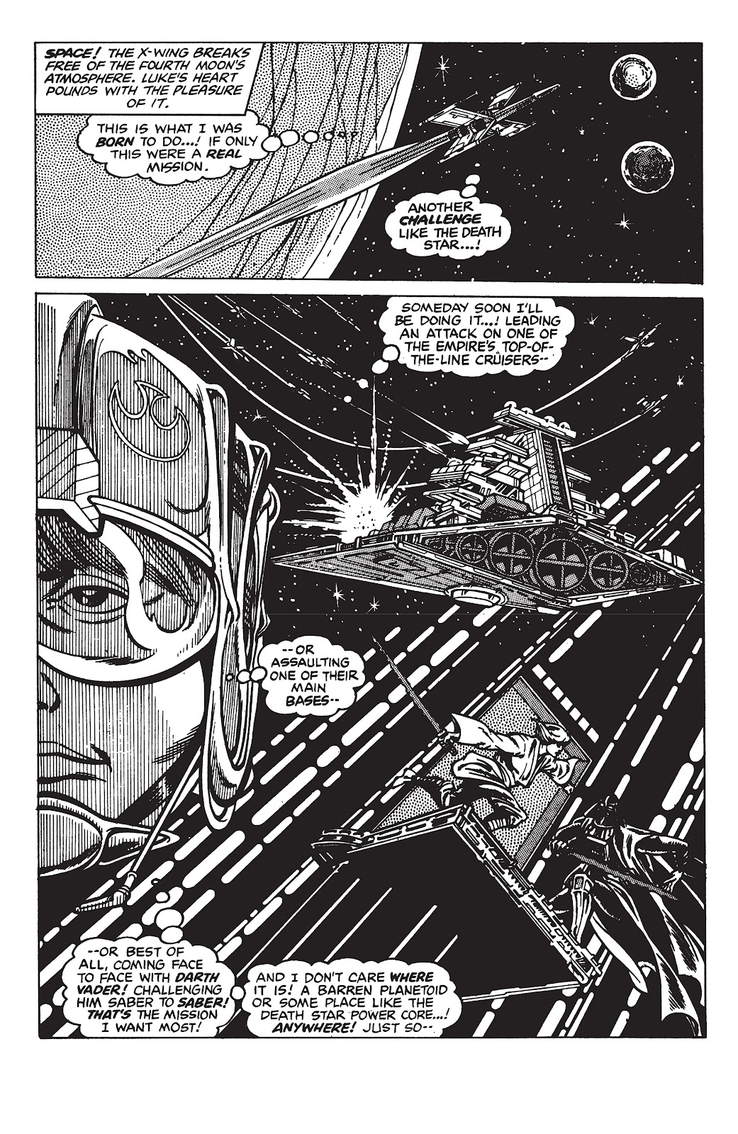 Read online Star Wars Legends: The Original Marvel Years - Epic Collection comic -  Issue # TPB 2 (Part 4) - 42