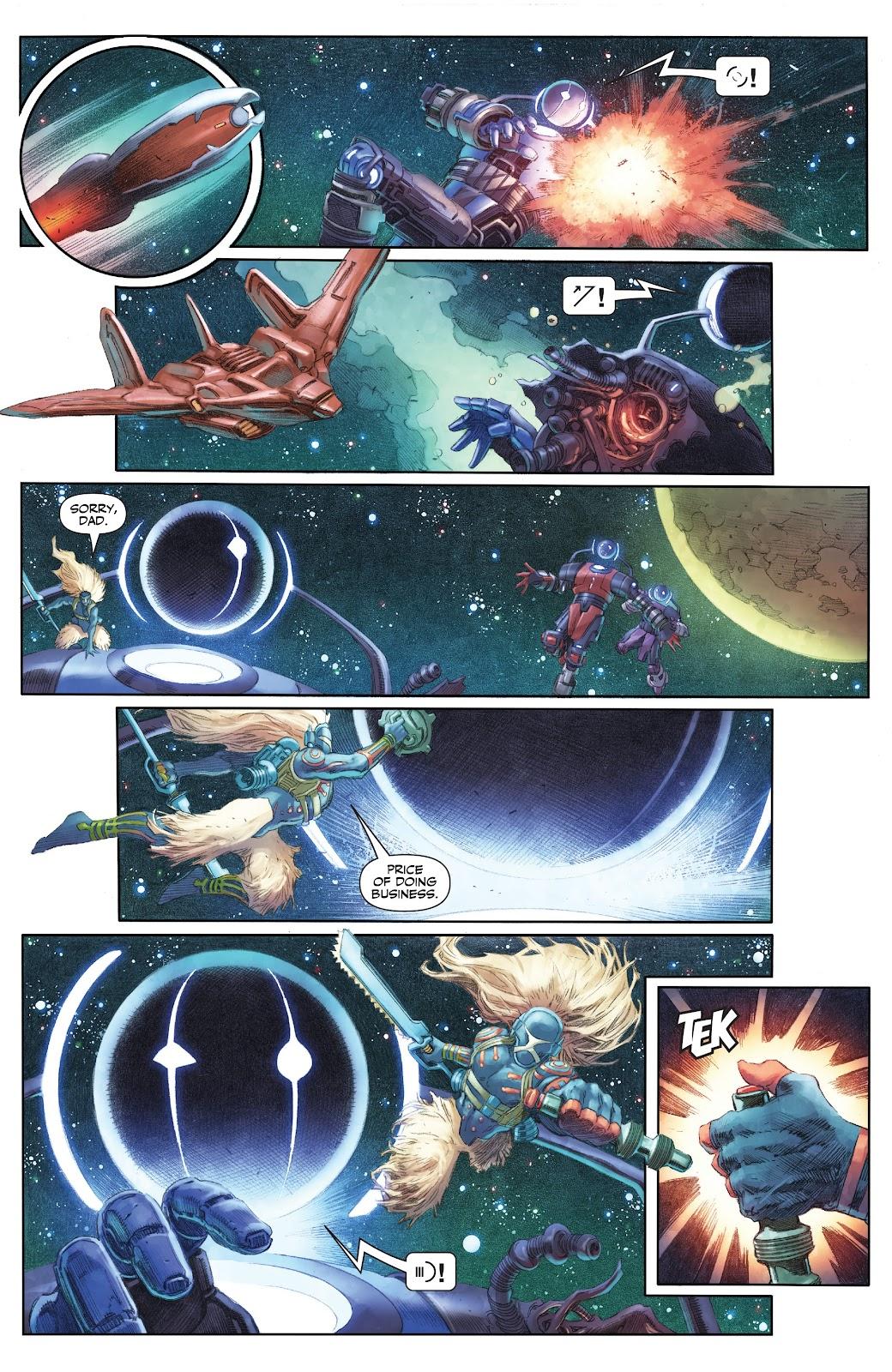 Read online X-O Manowar (2017) comic -  Issue #23 - 3