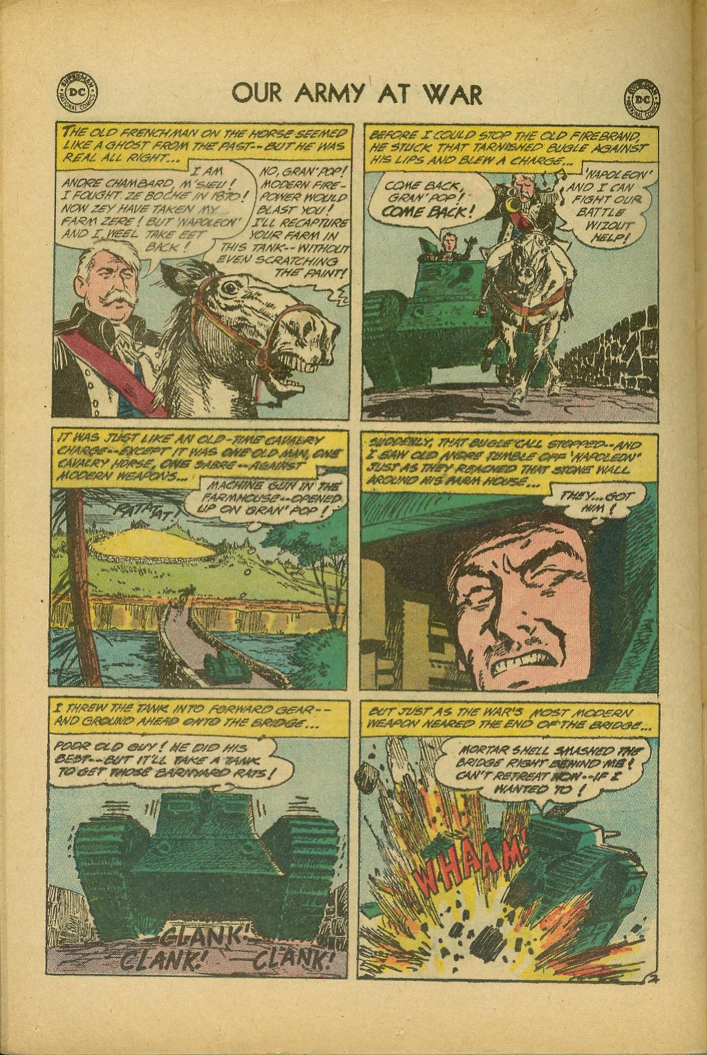 Our Army at War (1952) issue 100 - Page 28