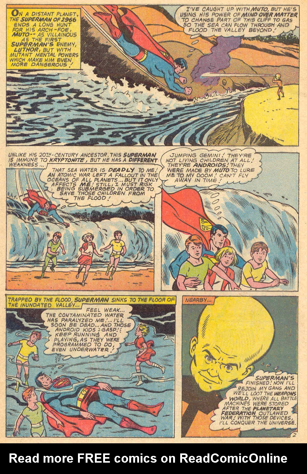 Read online Action Comics (1938) comic -  Issue #339 - 3