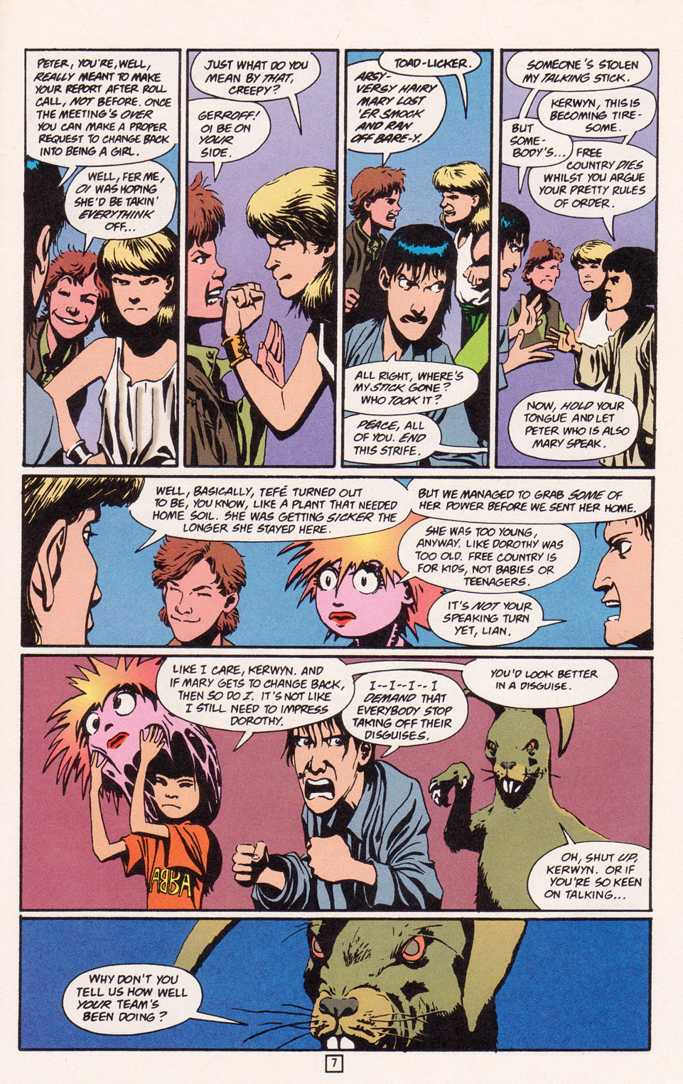 Read online The Children's Crusade comic -  Issue #2 - 8