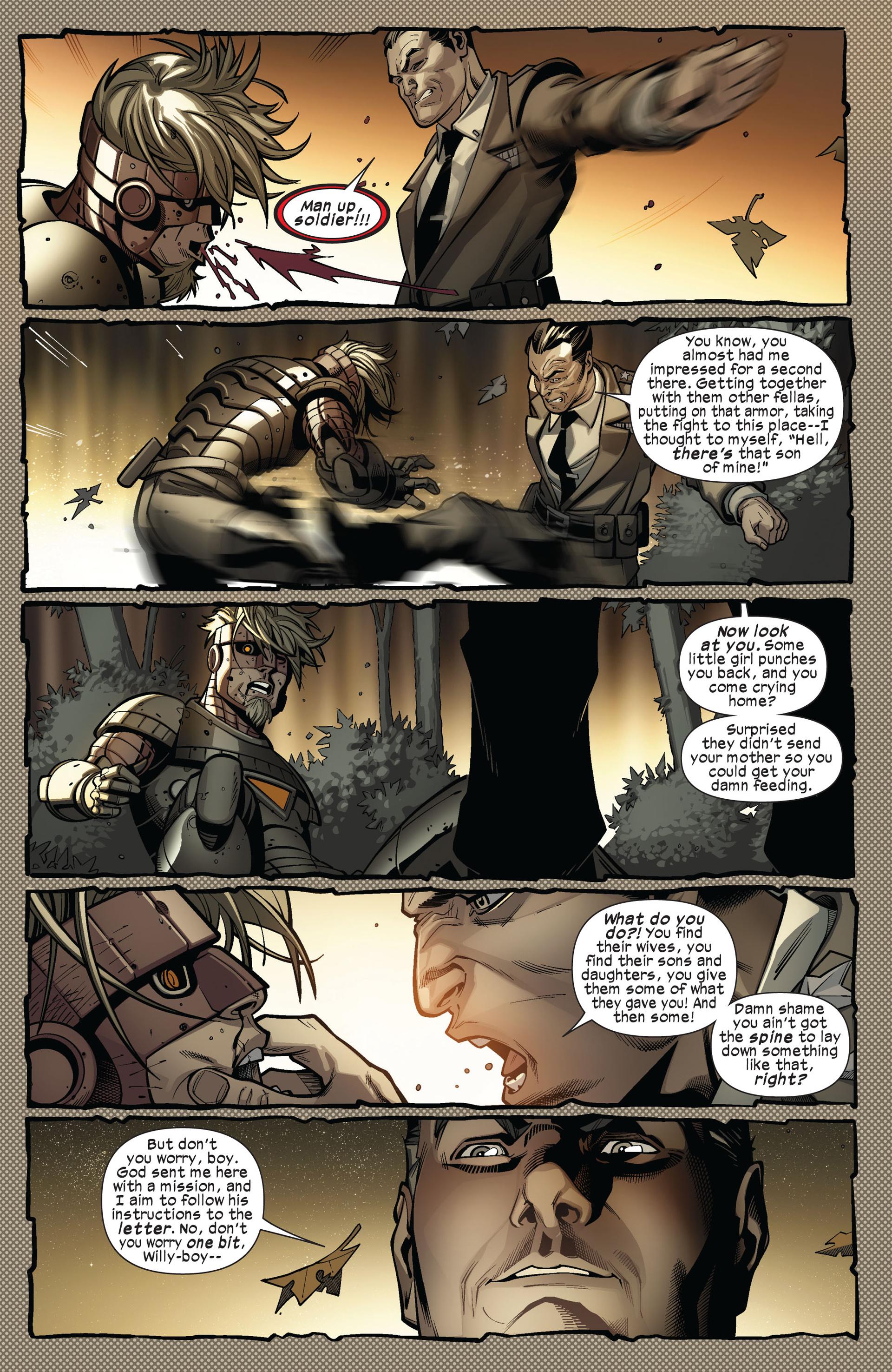 Read online Ultimate Comics X-Men comic -  Issue #4 - 7