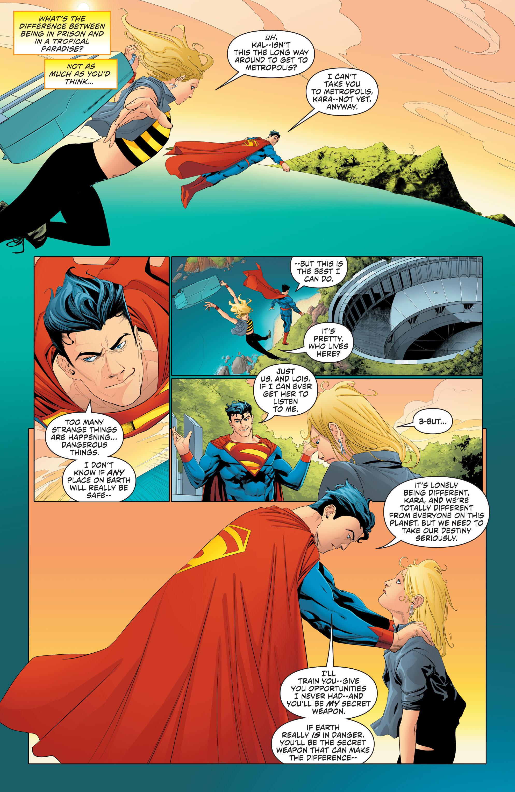 Read online Secret Origins (2014) comic -  Issue #9 - 18