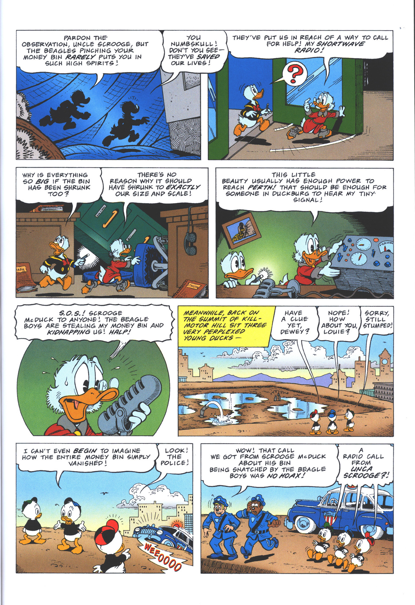 Read online Uncle Scrooge (1953) comic -  Issue #359 - 21