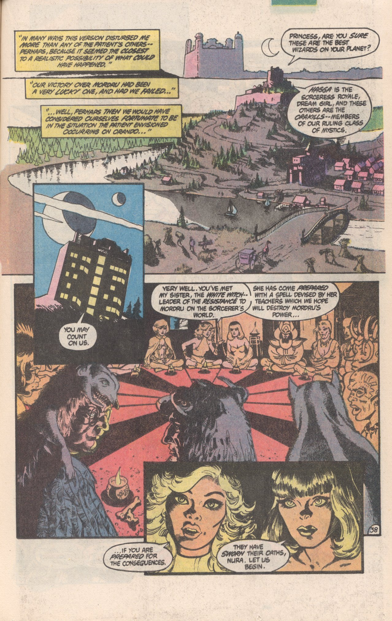 Legion of Super-Heroes (1980) 300 Page 38