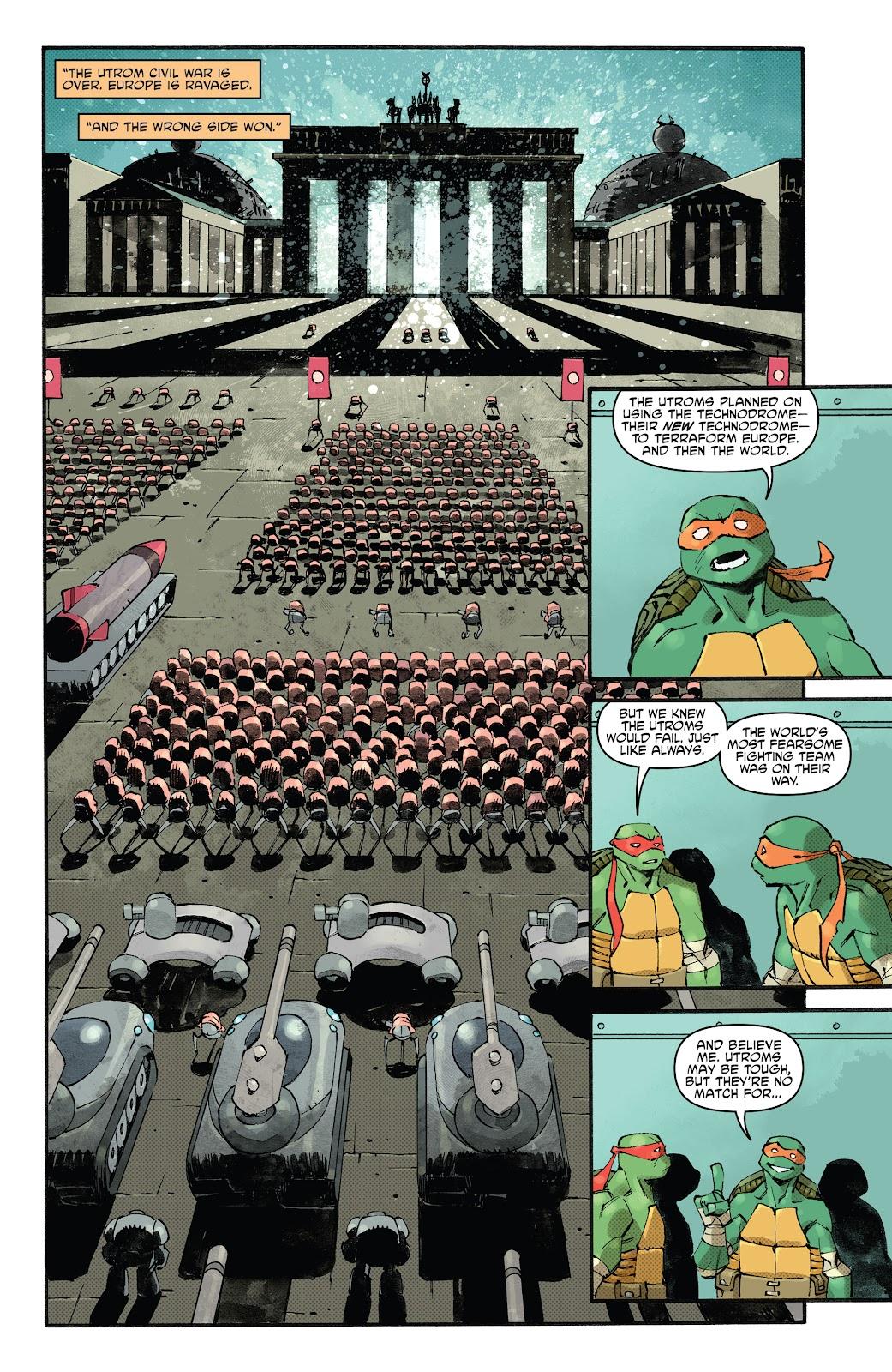 Read online Teenage Mutant Ninja Turtles (2011) comic -  Issue #102 - 27