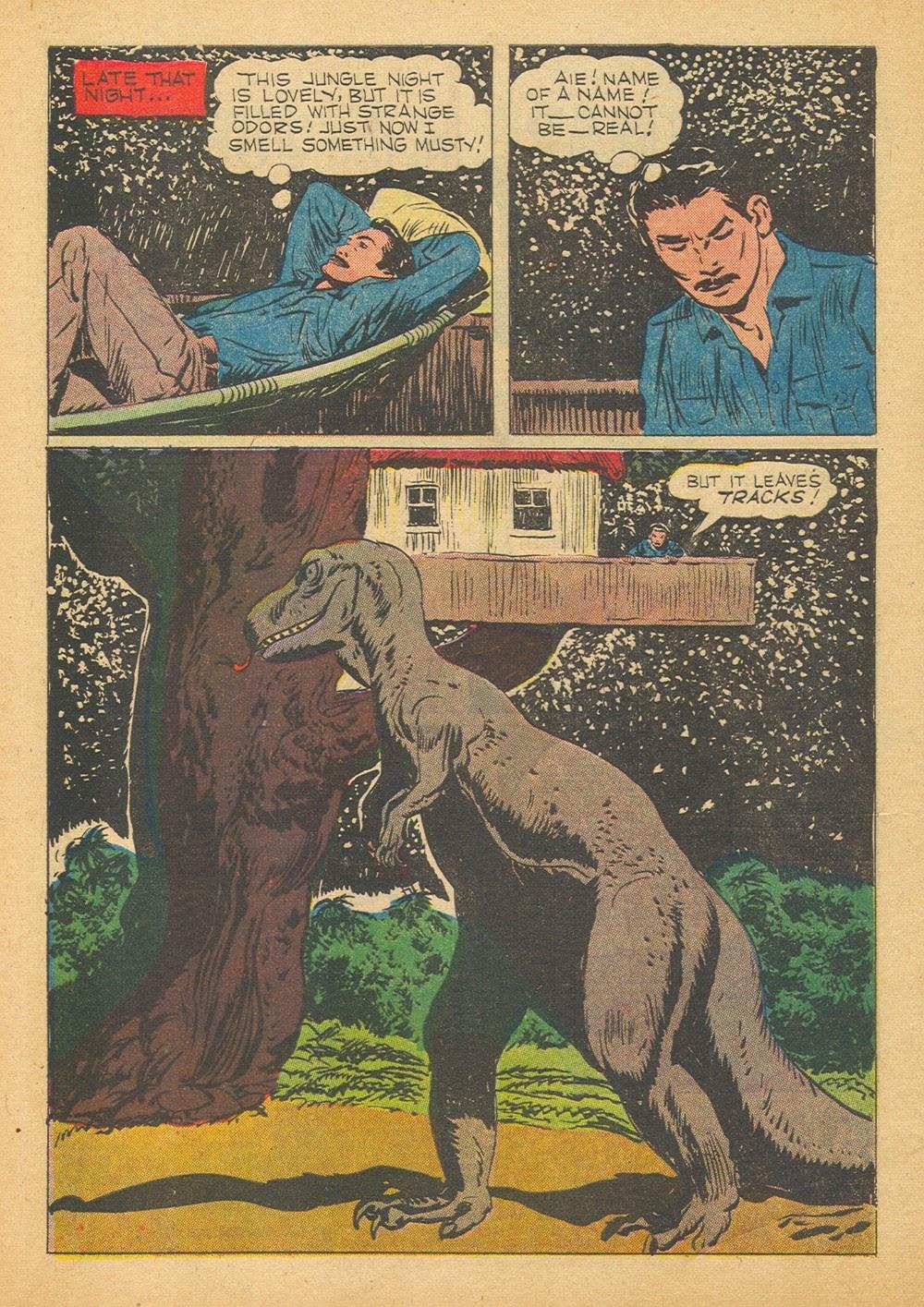 Tarzan (1948) issue 121 - Page 4