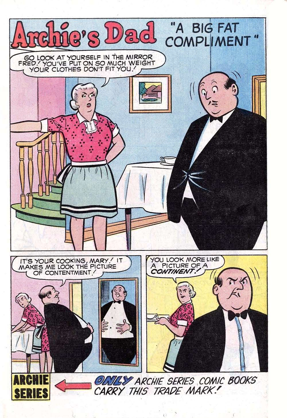 Read online Archie (1960) comic -  Issue #199 - 13
