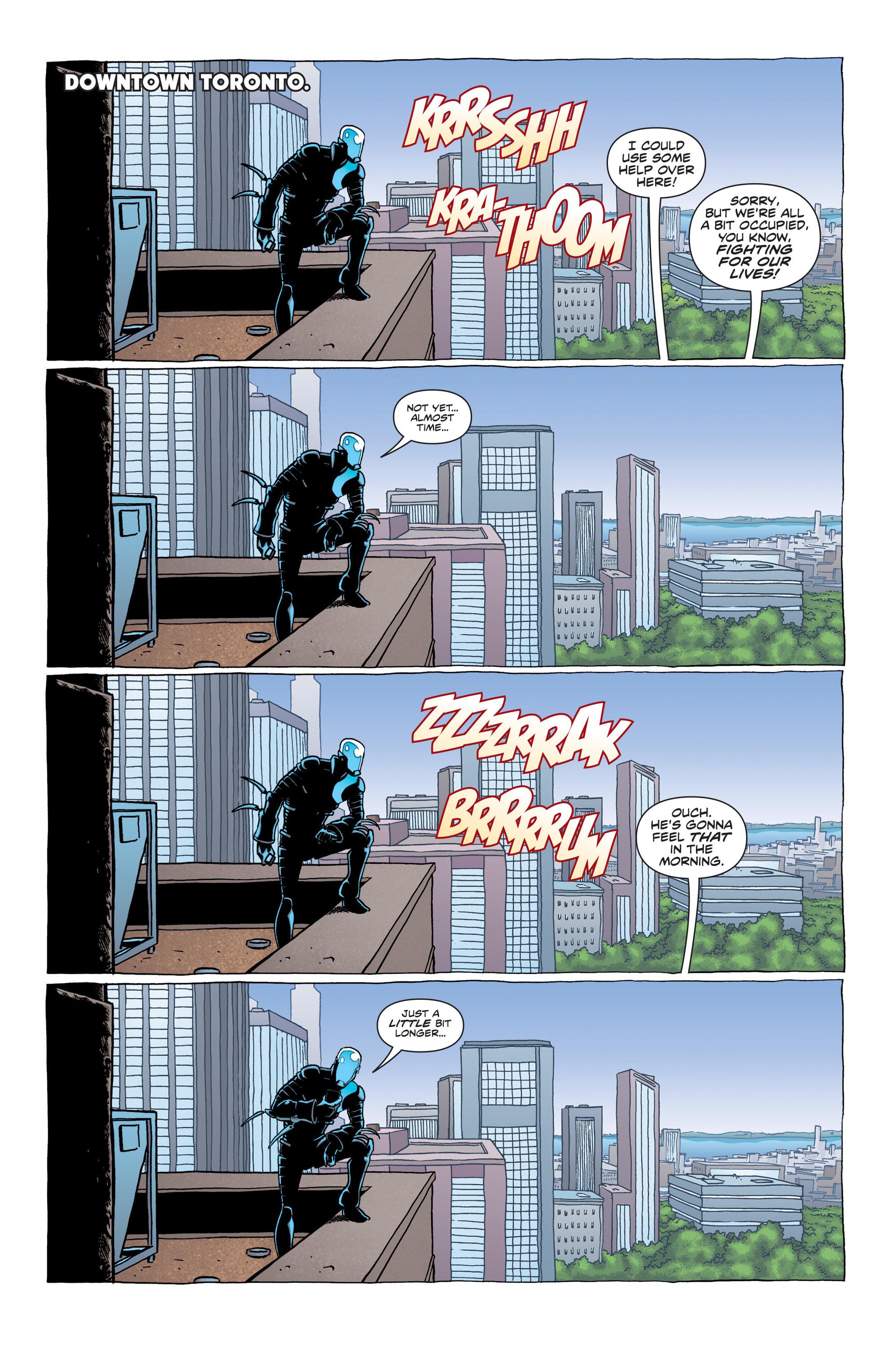 Read online Secret Identities comic -  Issue #1 - 3