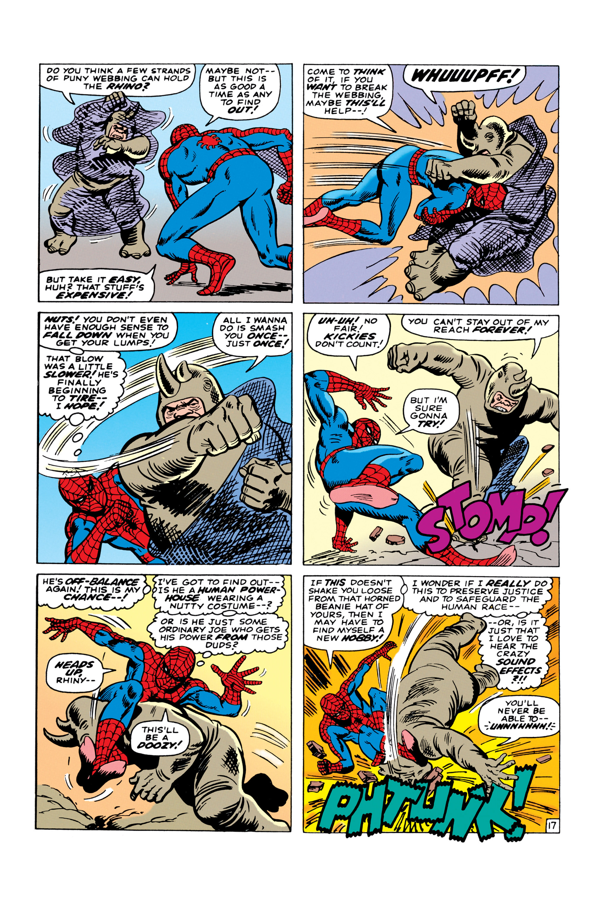 The Amazing Spider-Man (1963) 41 Page 17