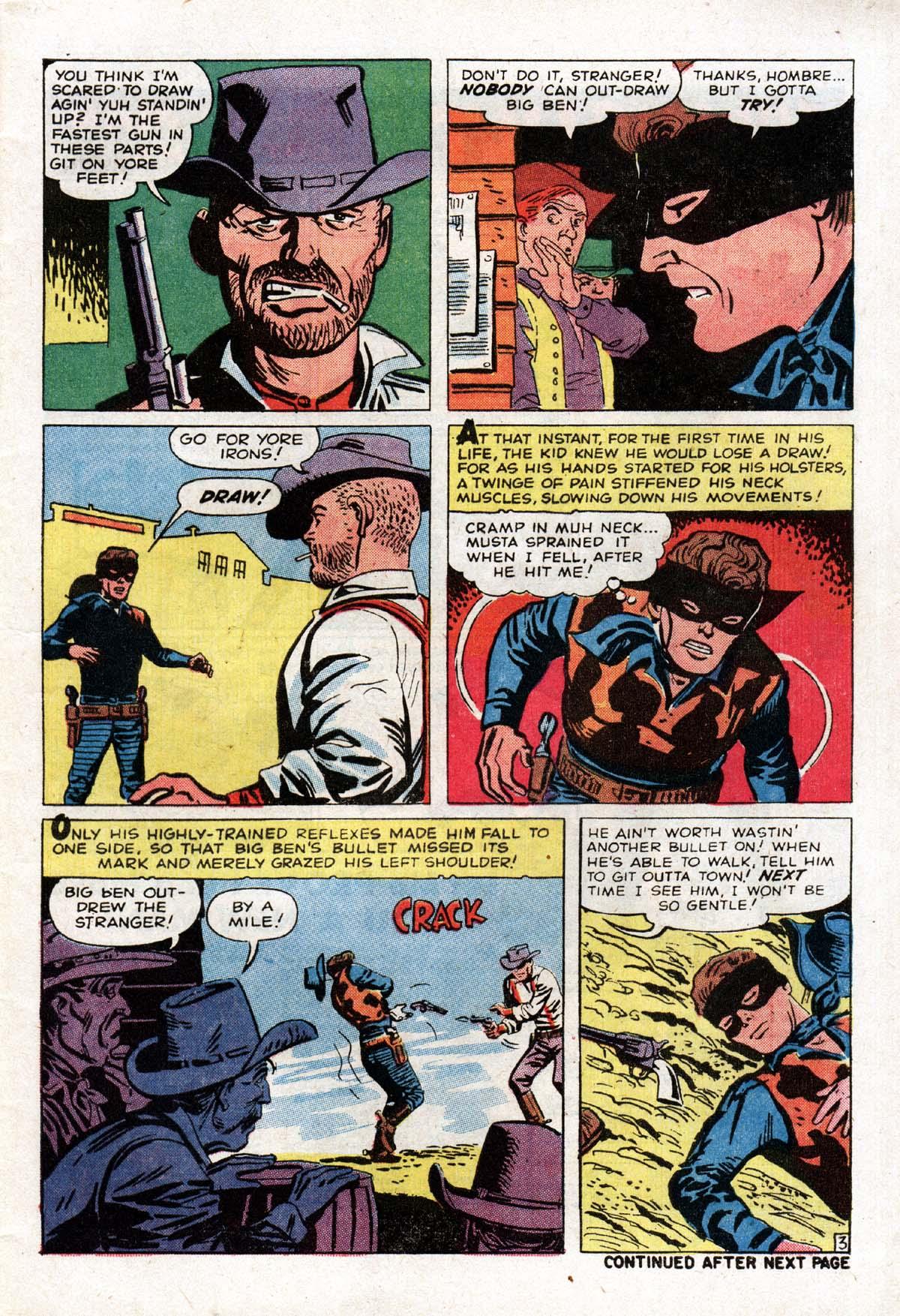 Read online Two-Gun Kid comic -  Issue #104 - 5