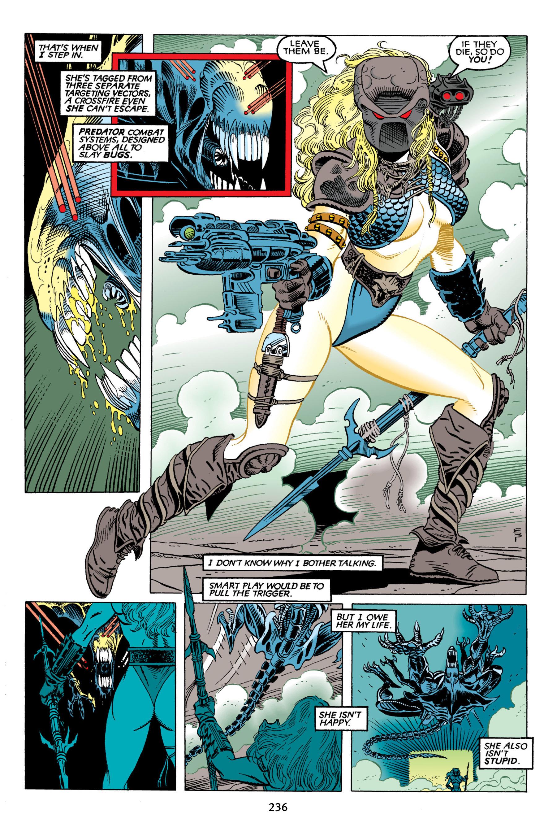 Read online Aliens vs. Predator Omnibus comic -  Issue # _TPB 2 Part 3 - 12