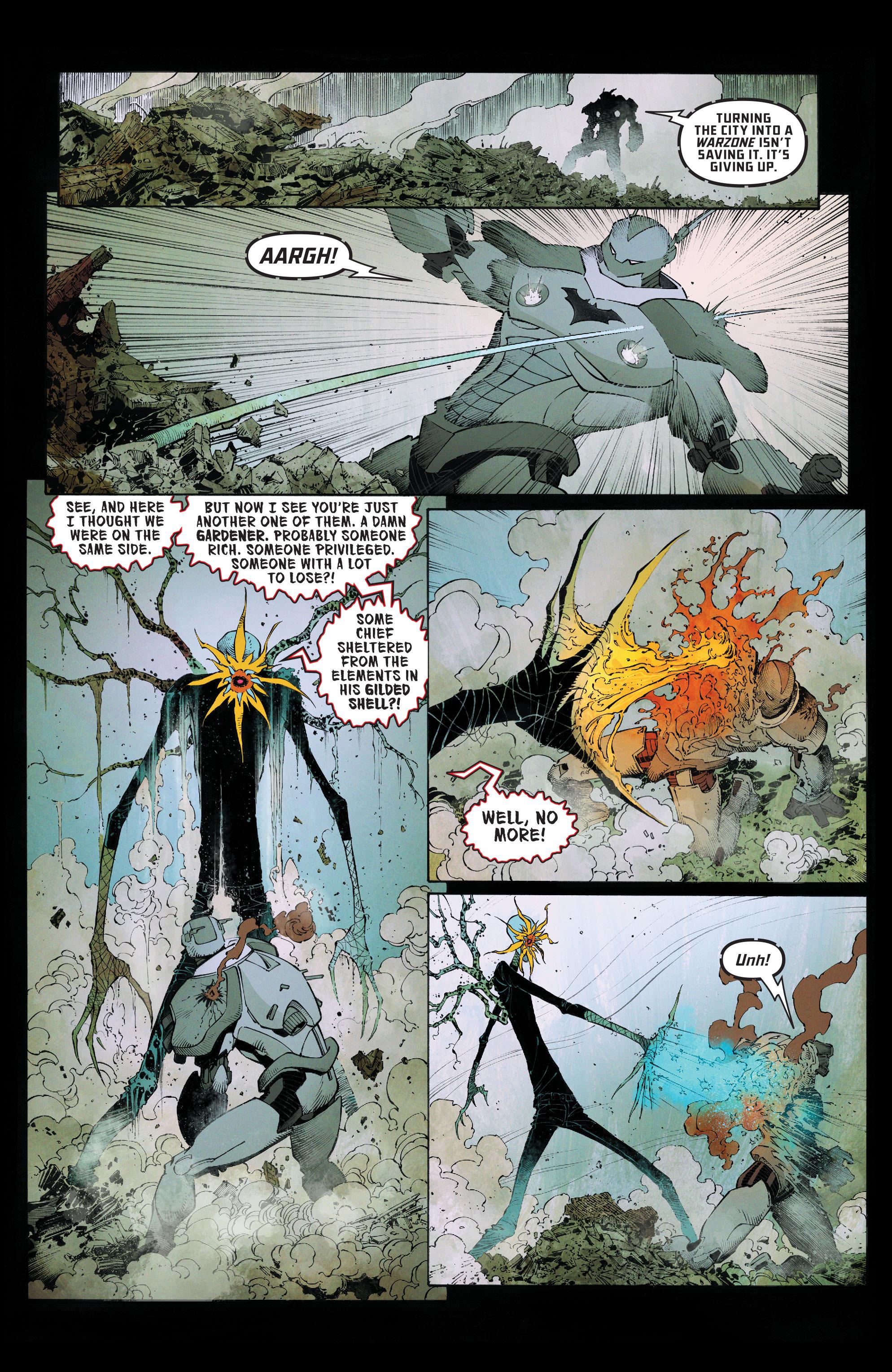 Read online Batman (2011) comic -  Issue # _TPB 9 - 121