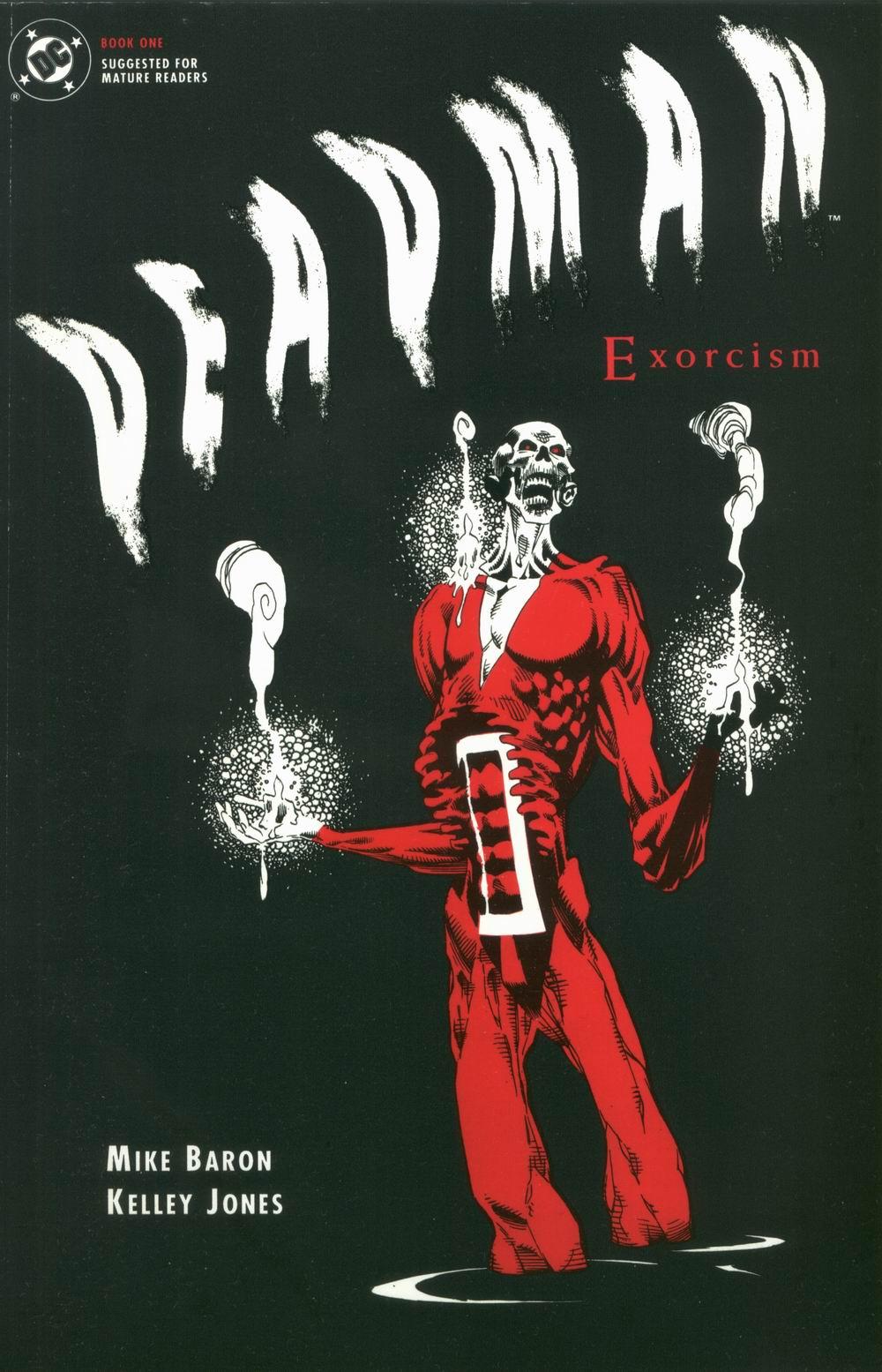 Deadman: Exorcism 1 Page 1