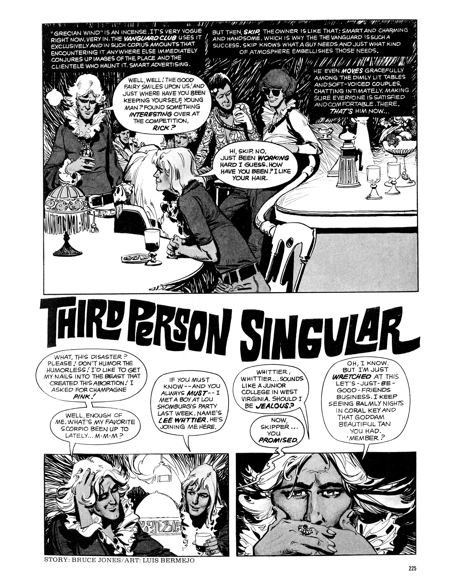 Read online Eerie Archives comic -  Issue # TPB 16 - 226