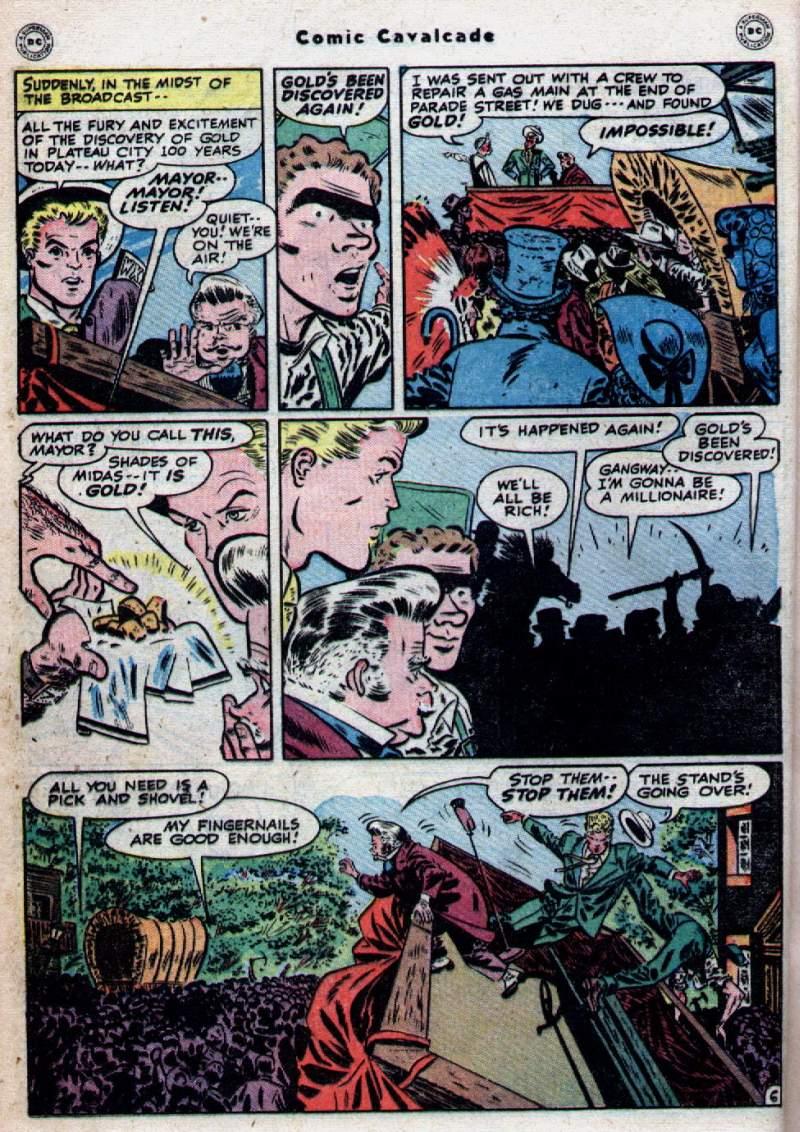 Comic Cavalcade issue 28 - Page 34