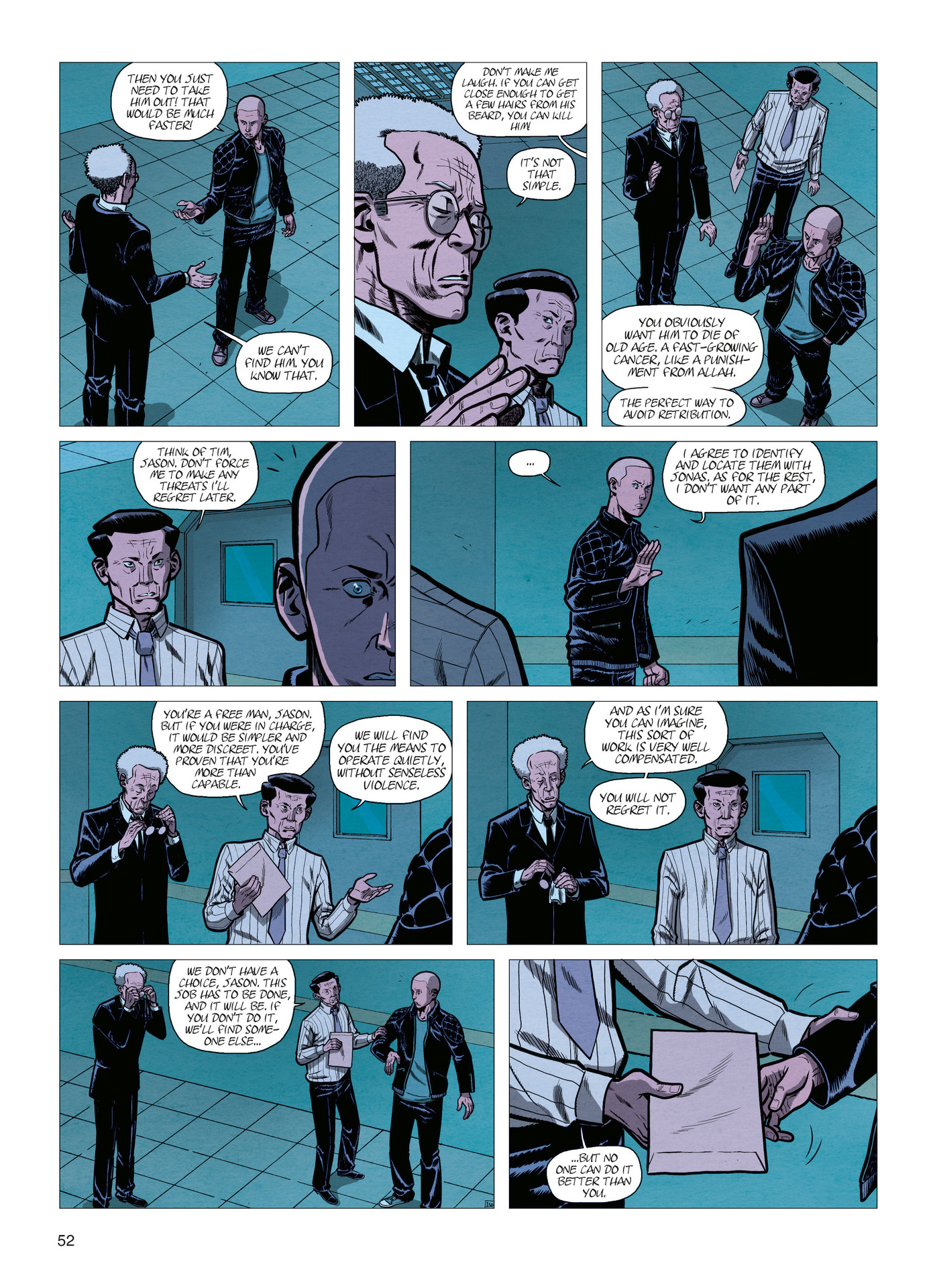 Read online Alter Ego comic -  Issue #4 - 54