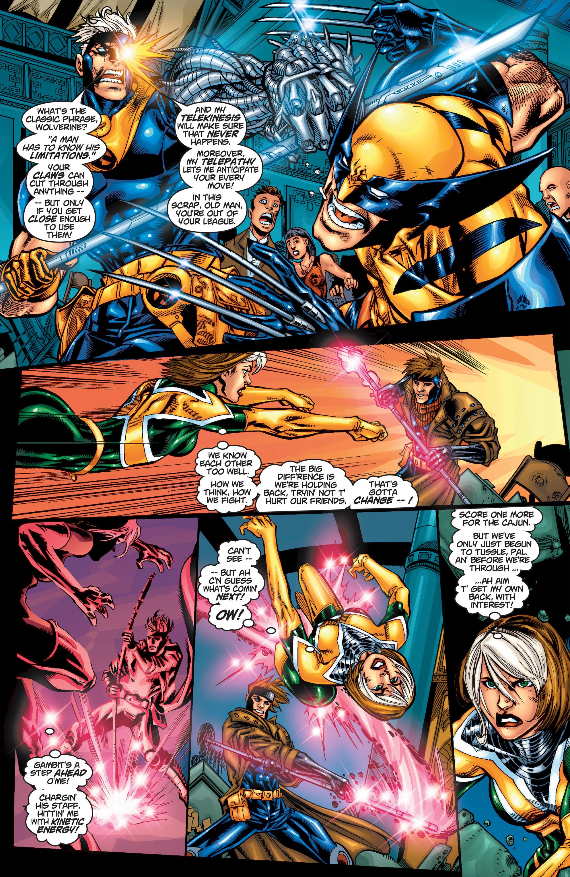 Read online Uncanny X-Men (1963) comic -  Issue #385 - 8