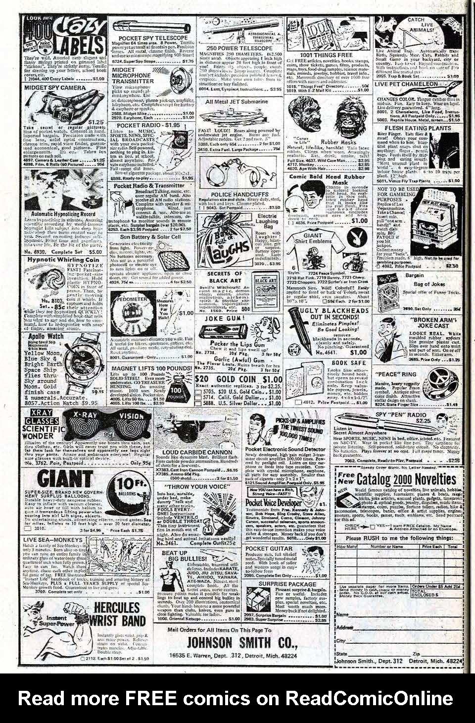 Read online Uncanny X-Men (1963) comic -  Issue #69 - 18