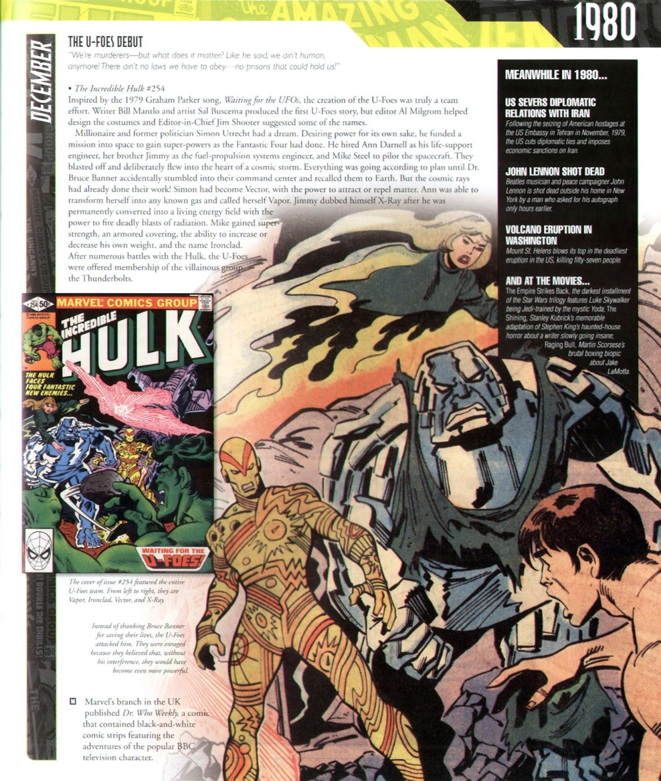 Read online Marvel Chronicle comic -  Issue # TPB (Part 2) - 86