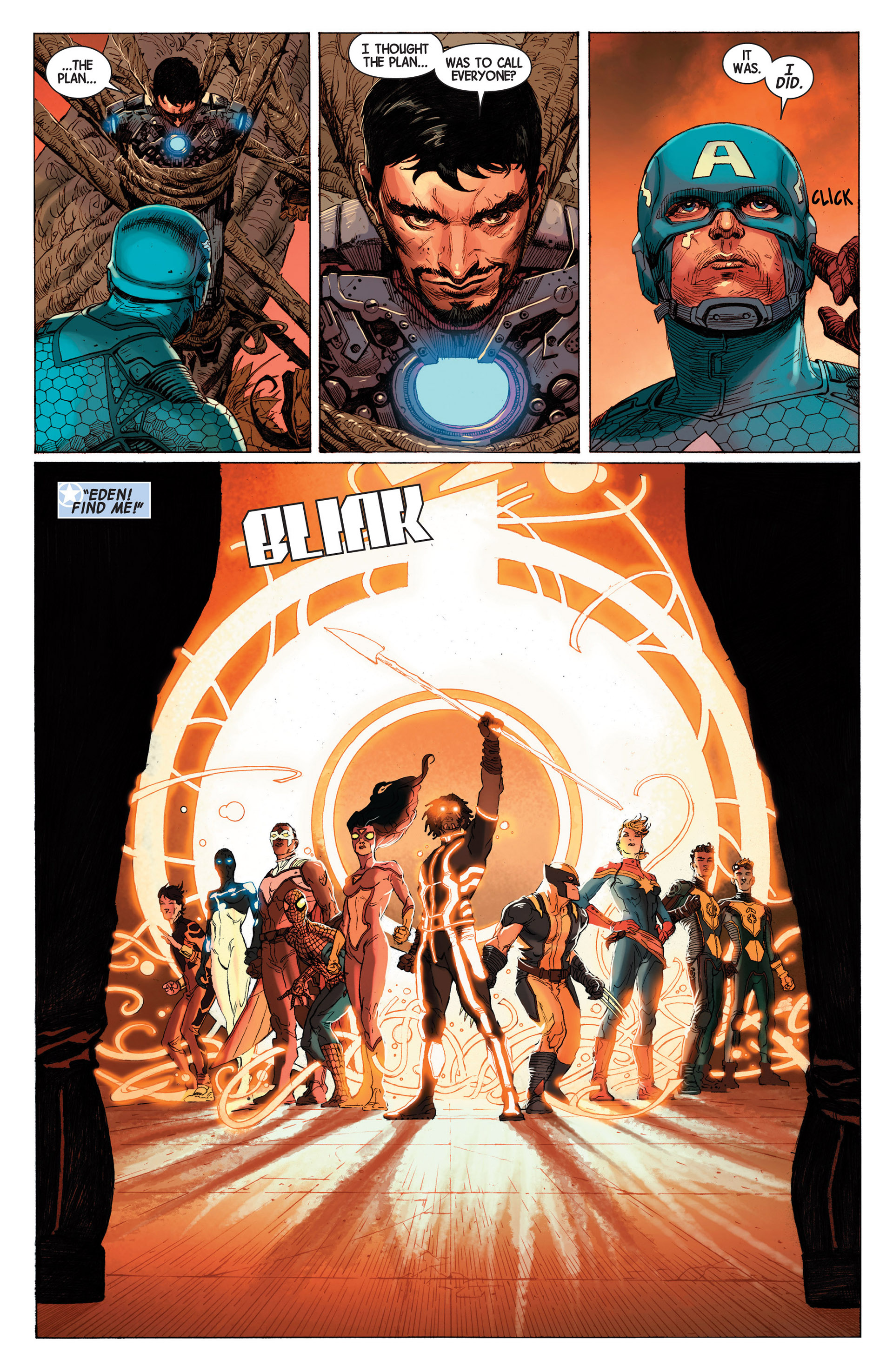 Read online Avengers (2013) comic -  Issue #3 - 13