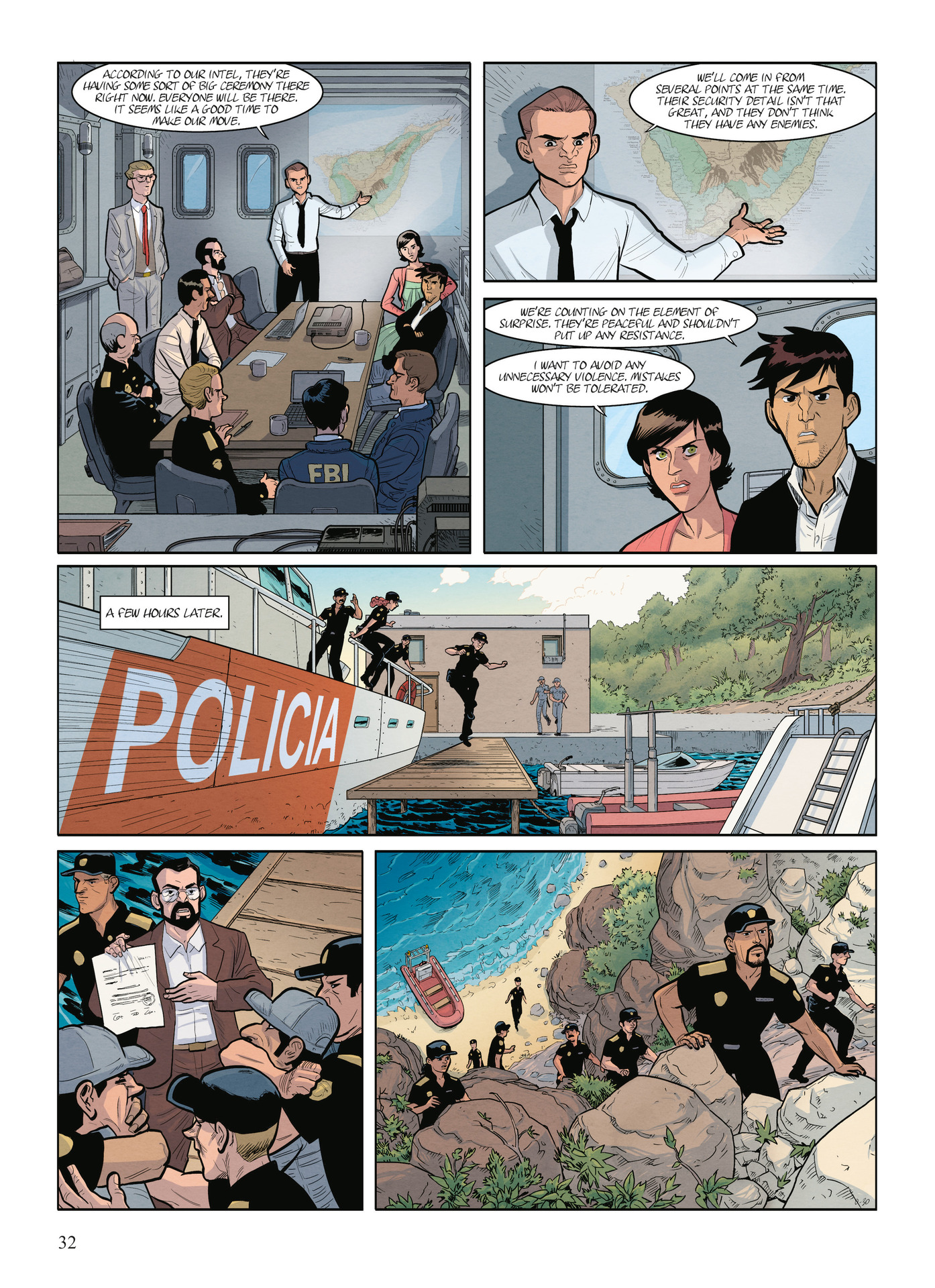 Read online Alter Ego comic -  Issue #9 - 34