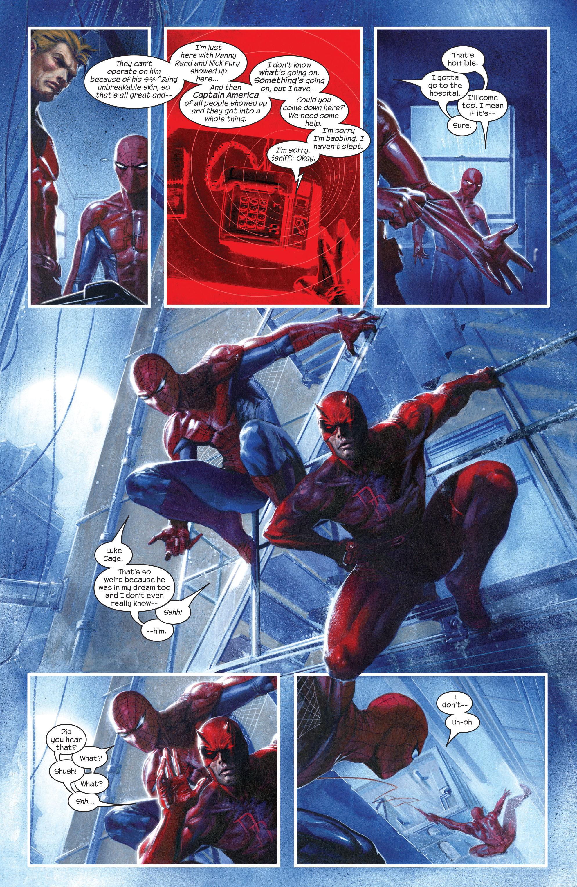 Read online Secret War comic -  Issue # Full - 62