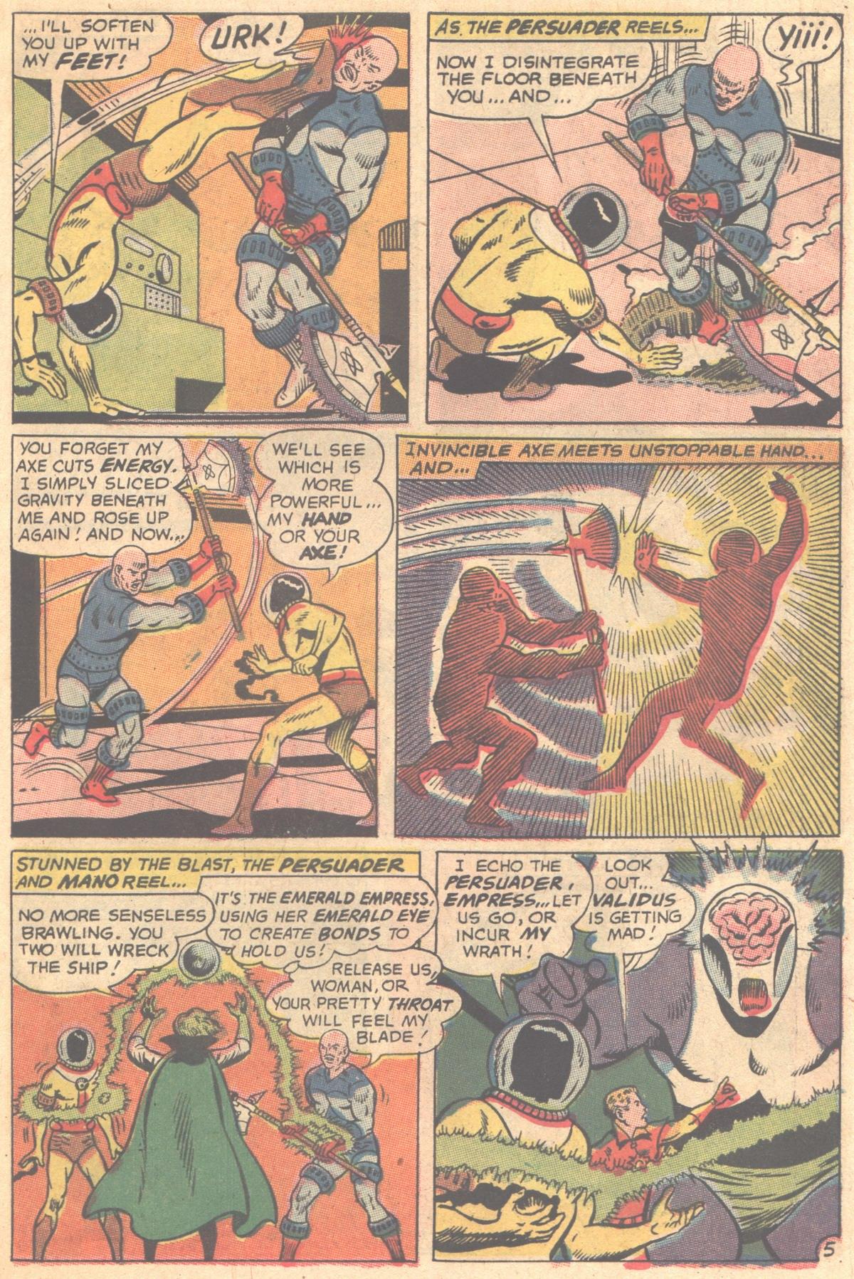 Read online Adventure Comics (1938) comic -  Issue #353 - 7