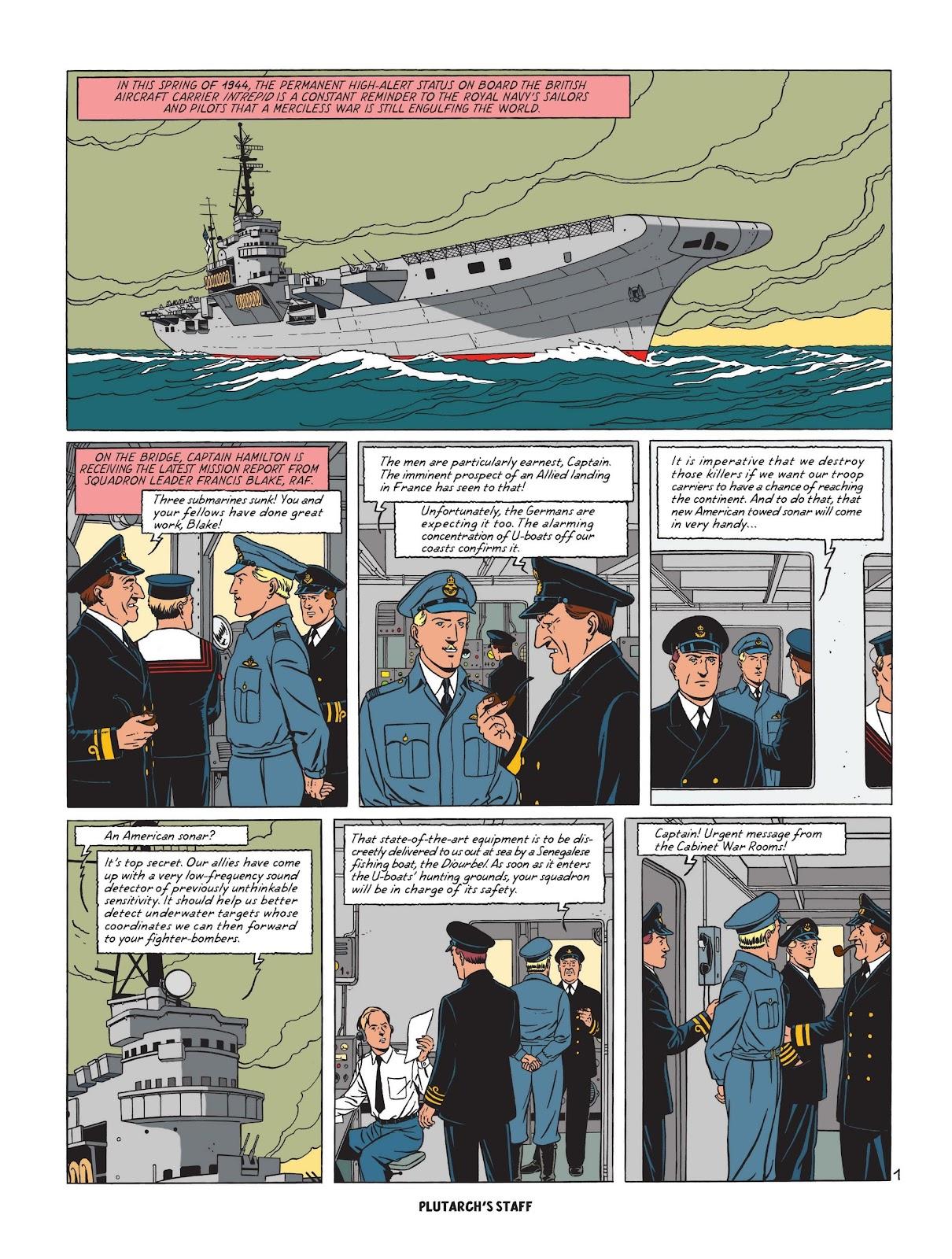 Read online Blake & Mortimer comic -  Issue #25 - 65