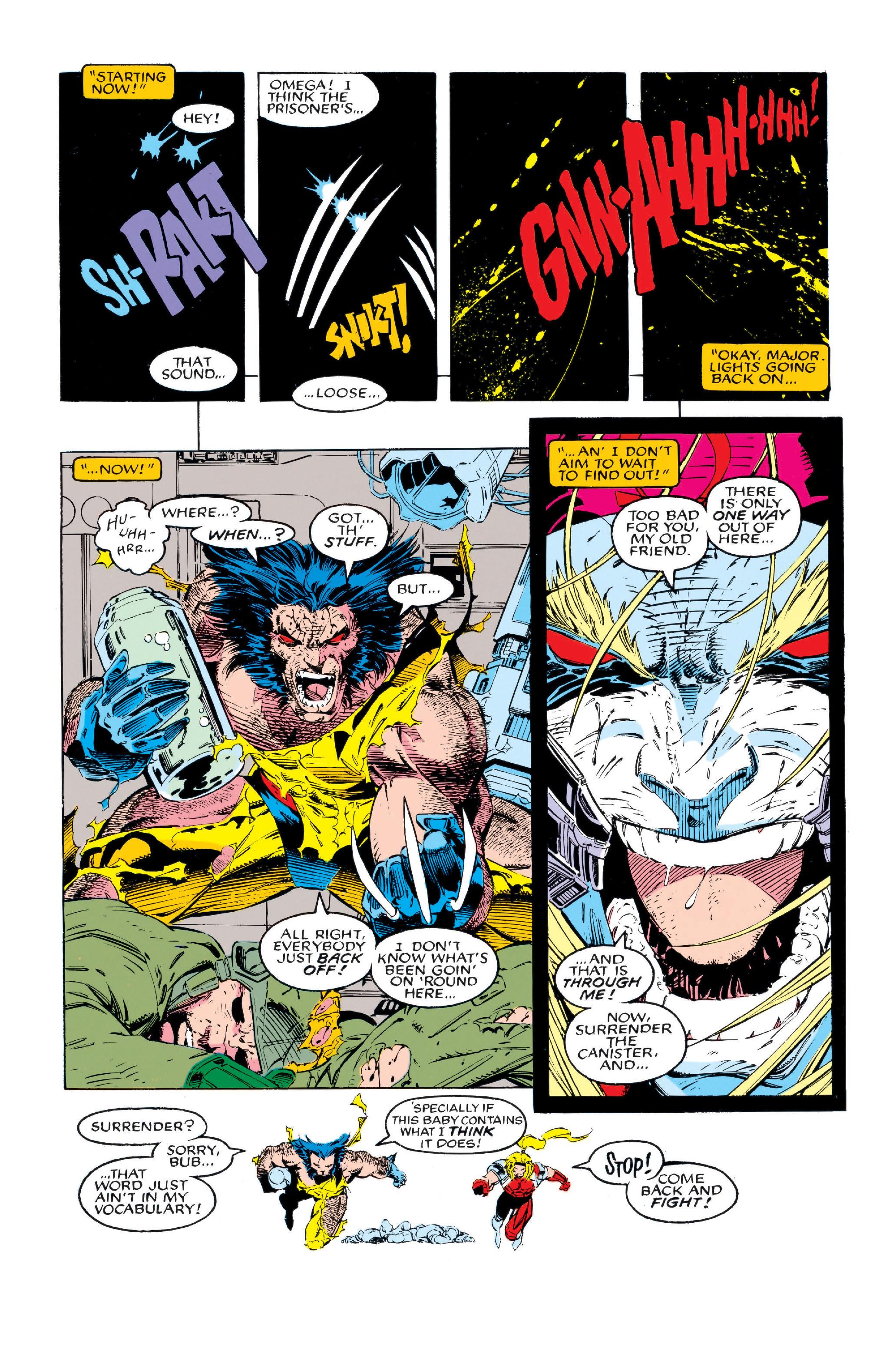 X-Men (1991) 5 Page 14