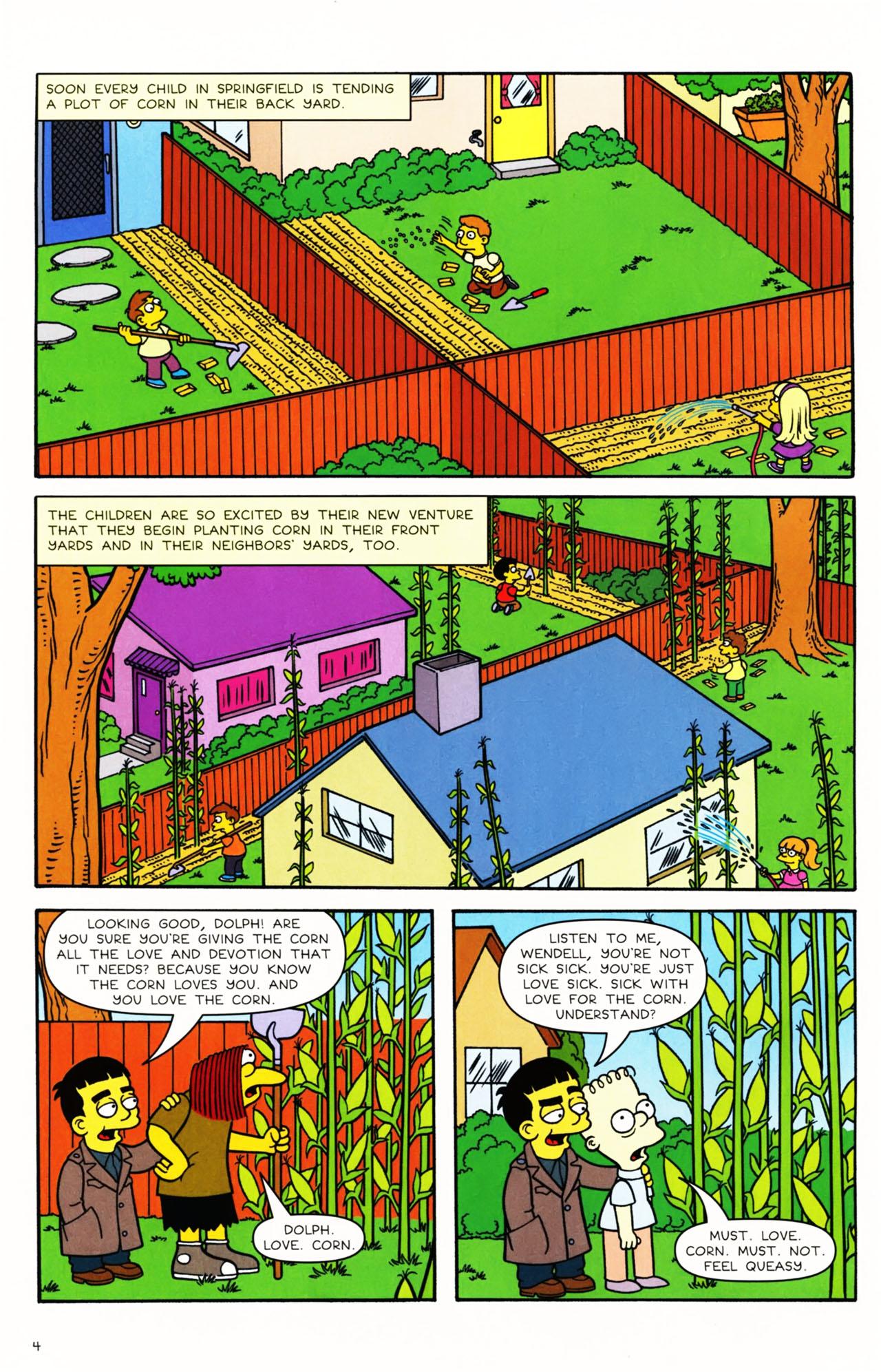Read online Simpsons Comics Presents Bart Simpson comic -  Issue #49 - 5