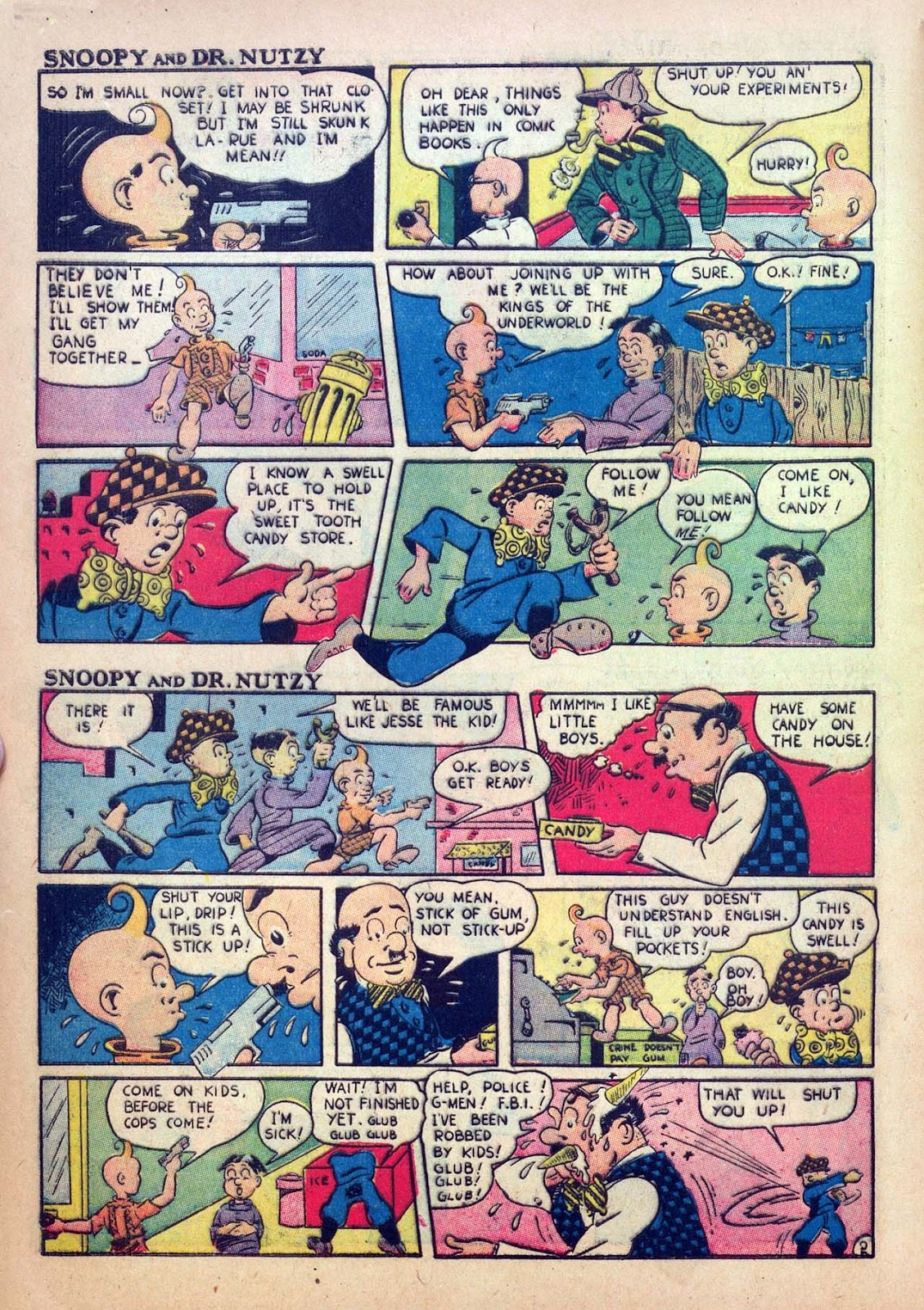 Read online Joker Comics comic -  Issue #7 - 4
