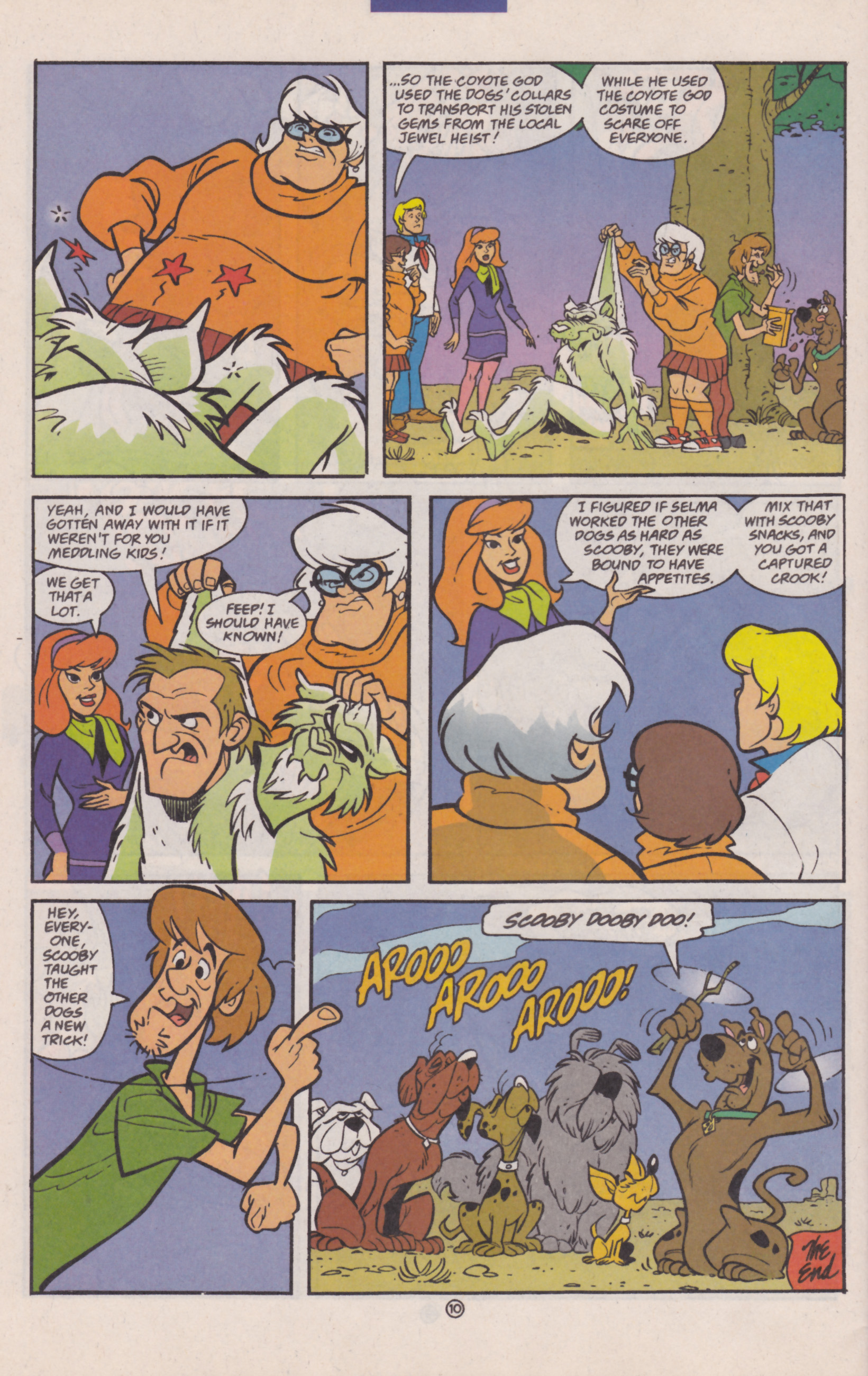 Read online Scooby-Doo (1997) comic -  Issue #30 - 23