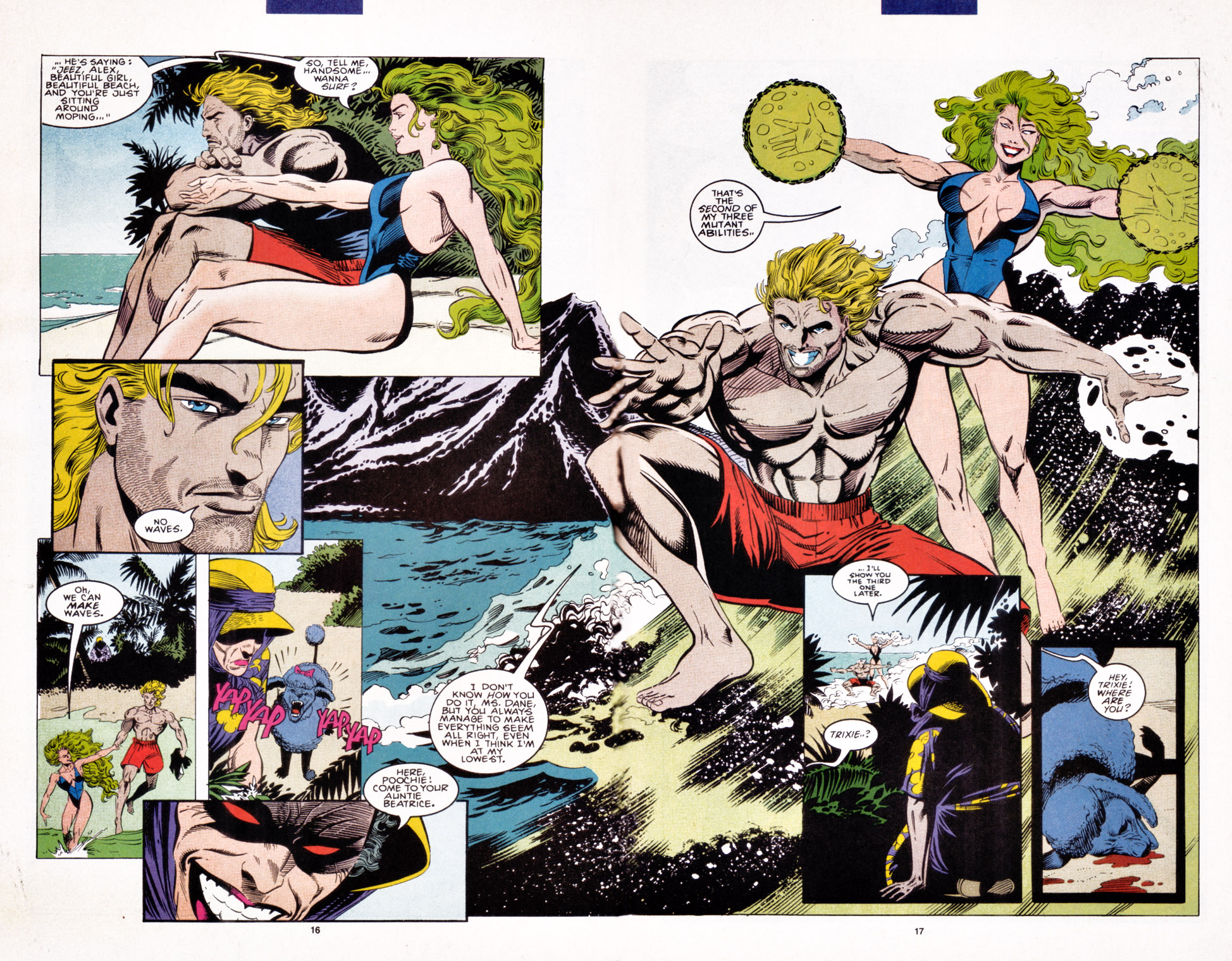 Read online X-Factor (1986) comic -  Issue #103 - 12