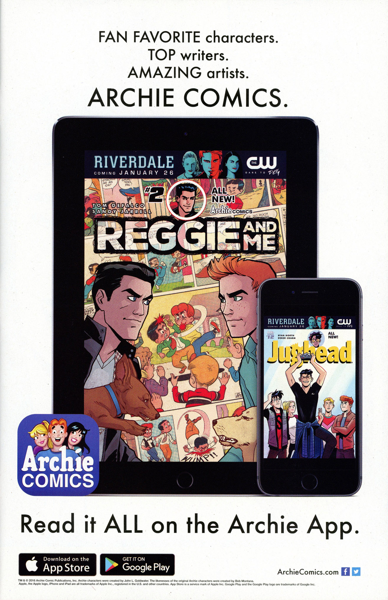 Read online Archie (2015) comic -  Issue #16 - 33