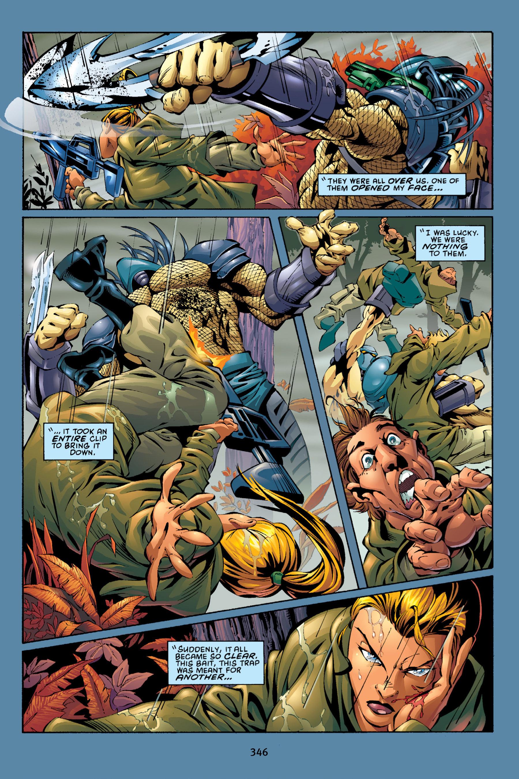 Read online Aliens vs. Predator Omnibus comic -  Issue # _TPB 2 Part 4 - 11