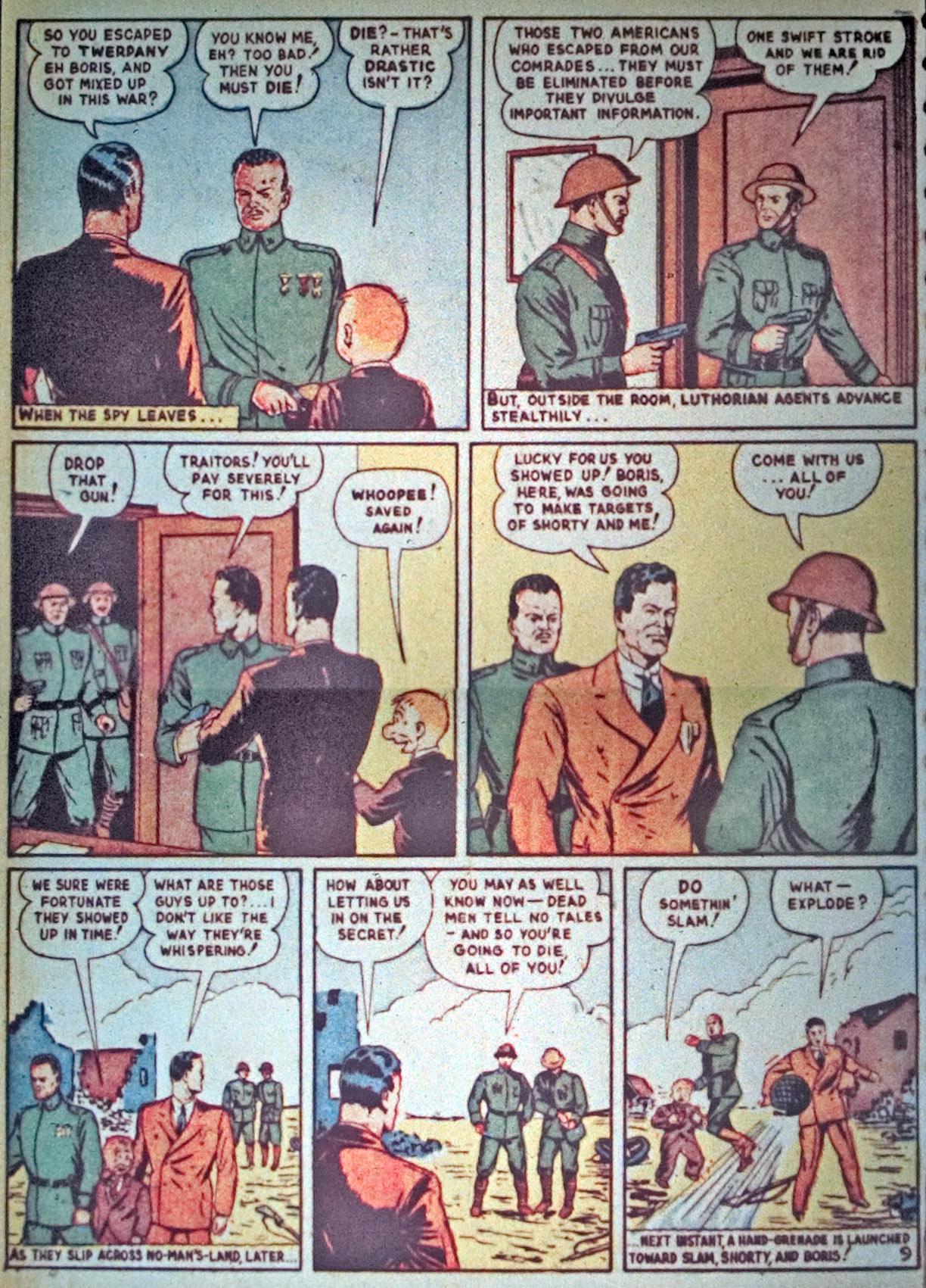 Read online Detective Comics (1937) comic -  Issue #34 - 64