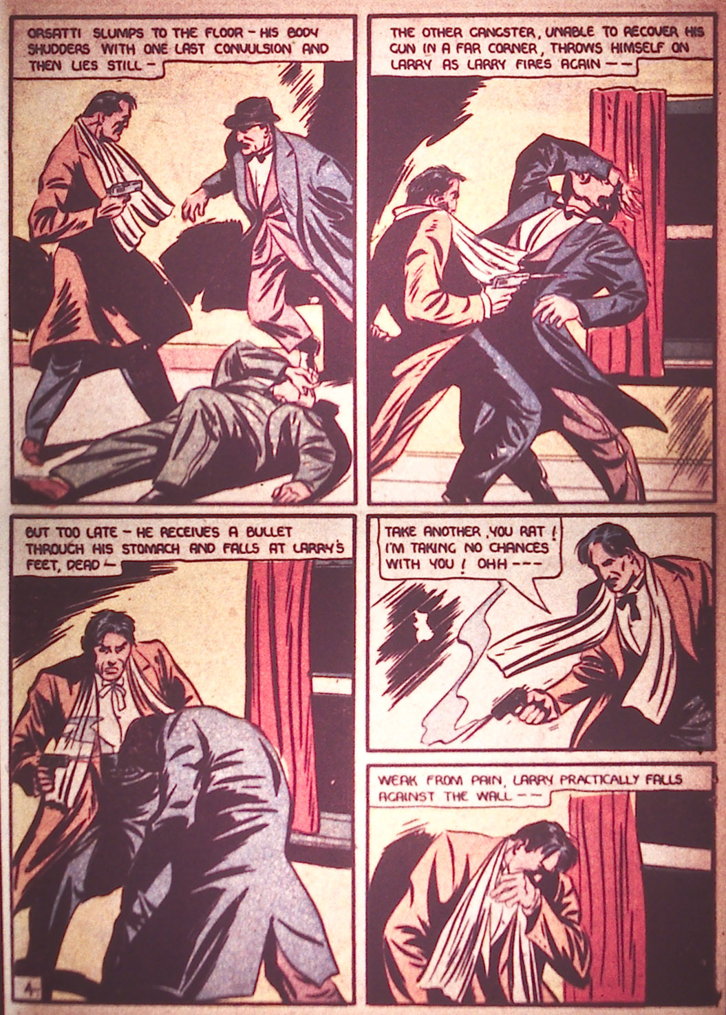 Read online Detective Comics (1937) comic -  Issue #12 - 13