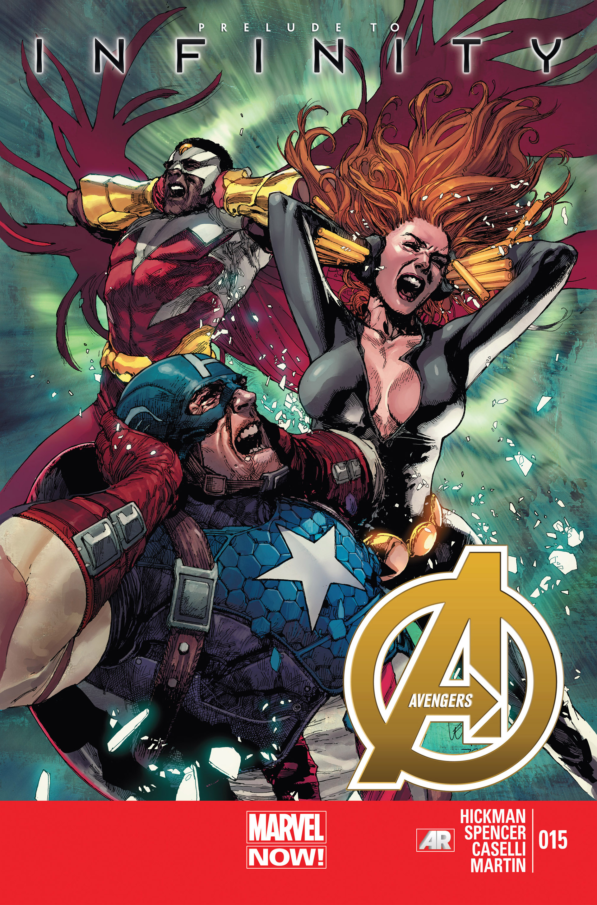Read online Avengers (2013) comic -  Issue #15 - 1