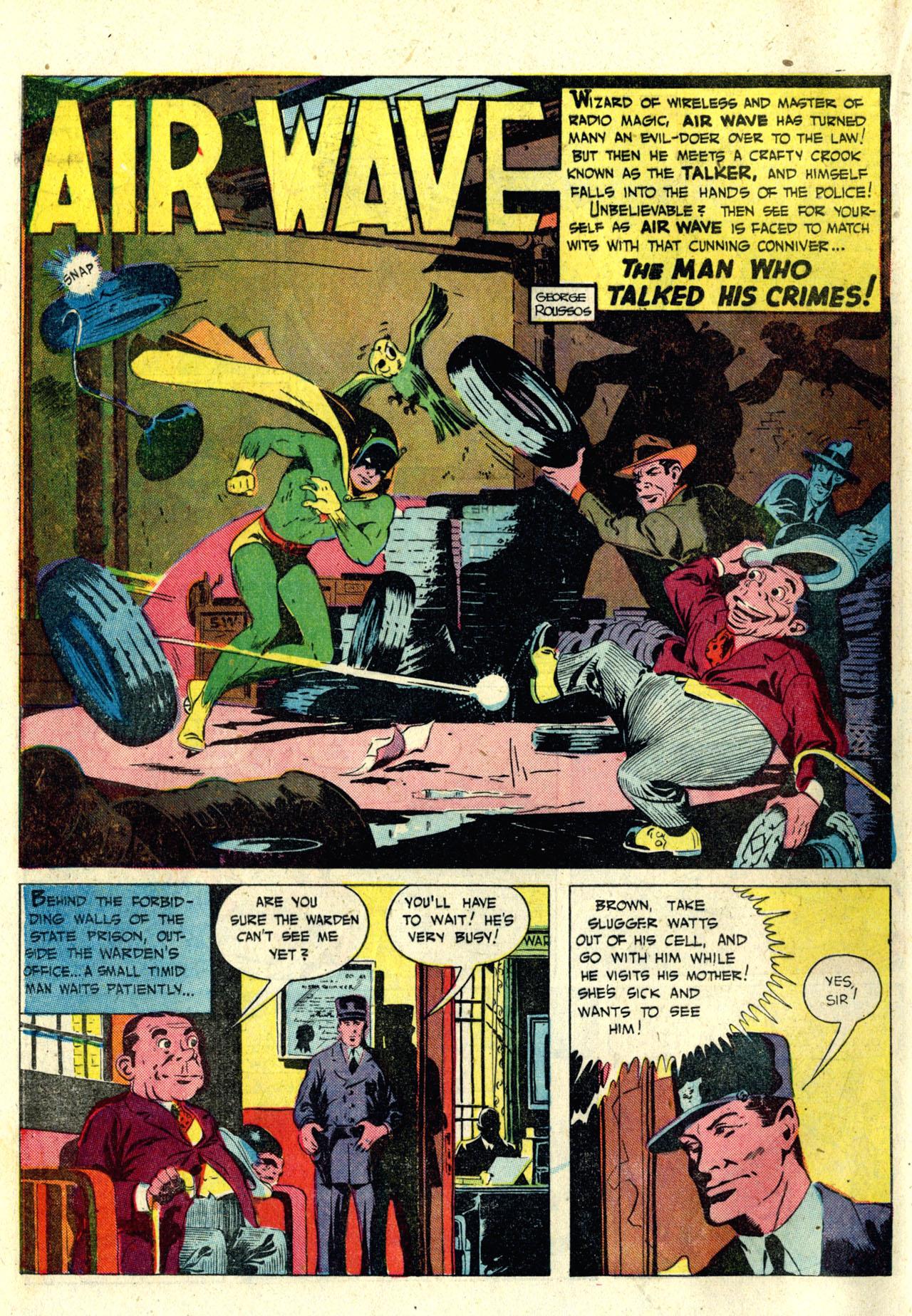 Read online Detective Comics (1937) comic -  Issue #76 - 42