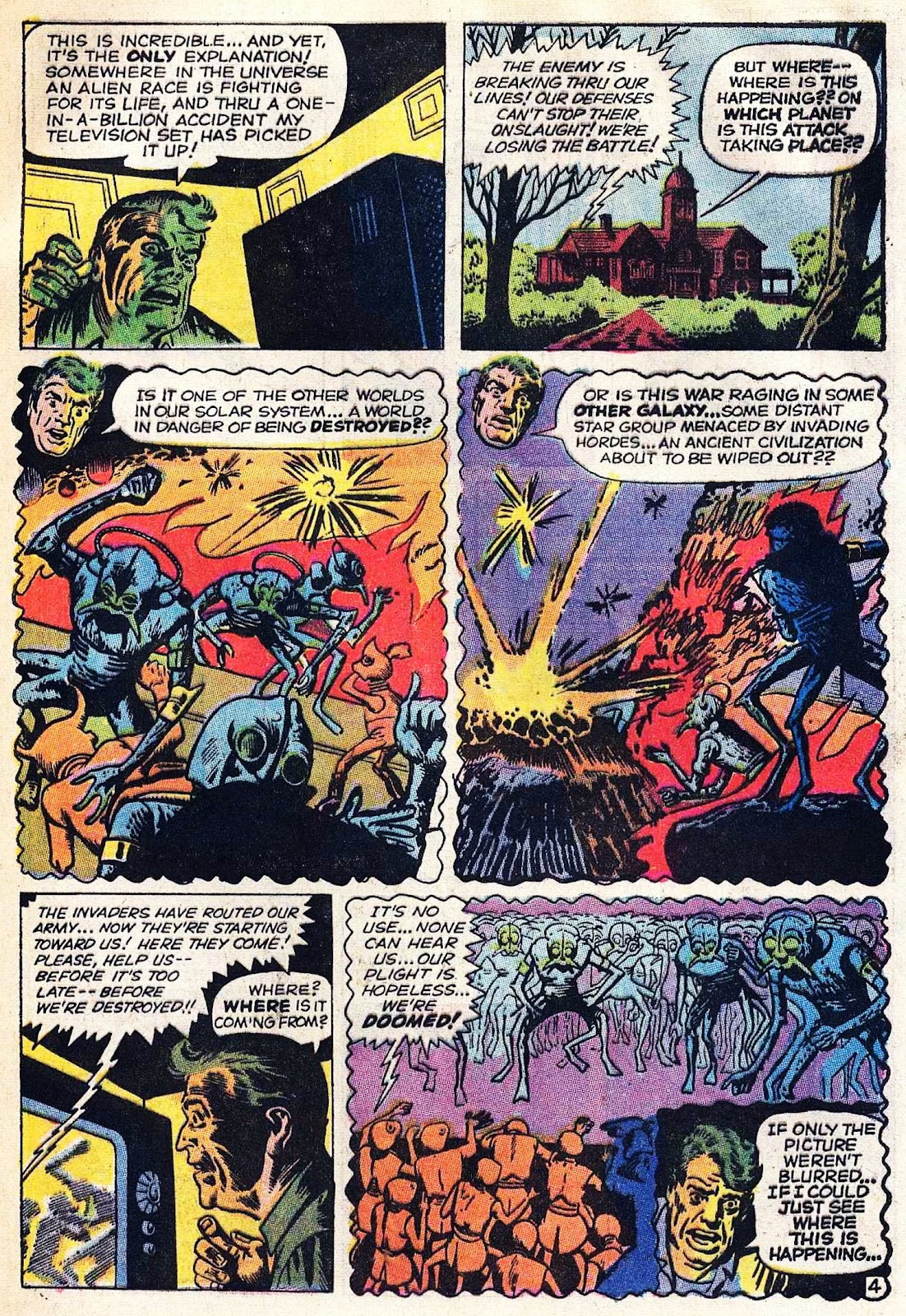 Where Monsters Dwell (1970) issue 9 - Page 18