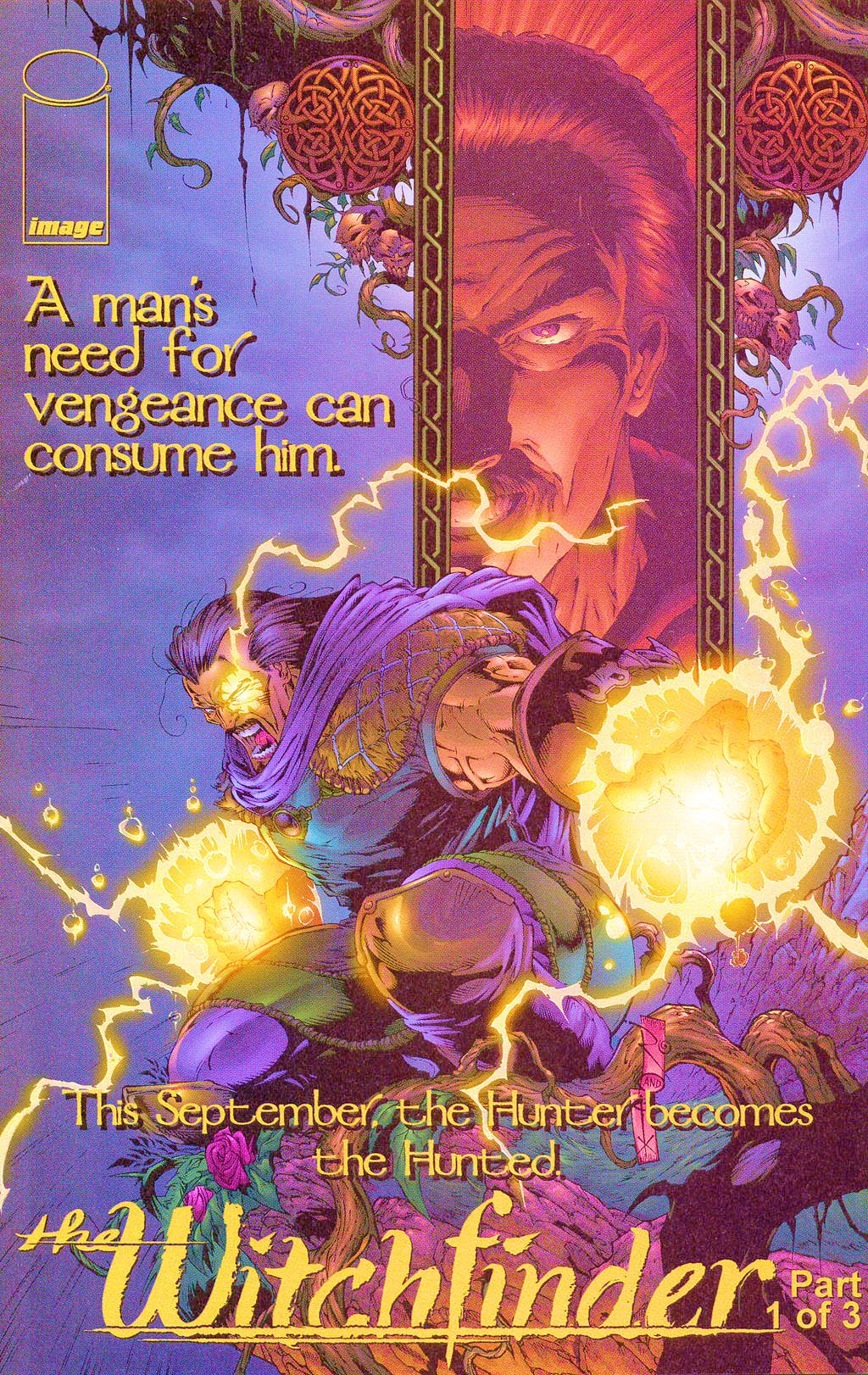 Read online Lady Pendragon / More Than Mortal comic -  Issue #1 - 35