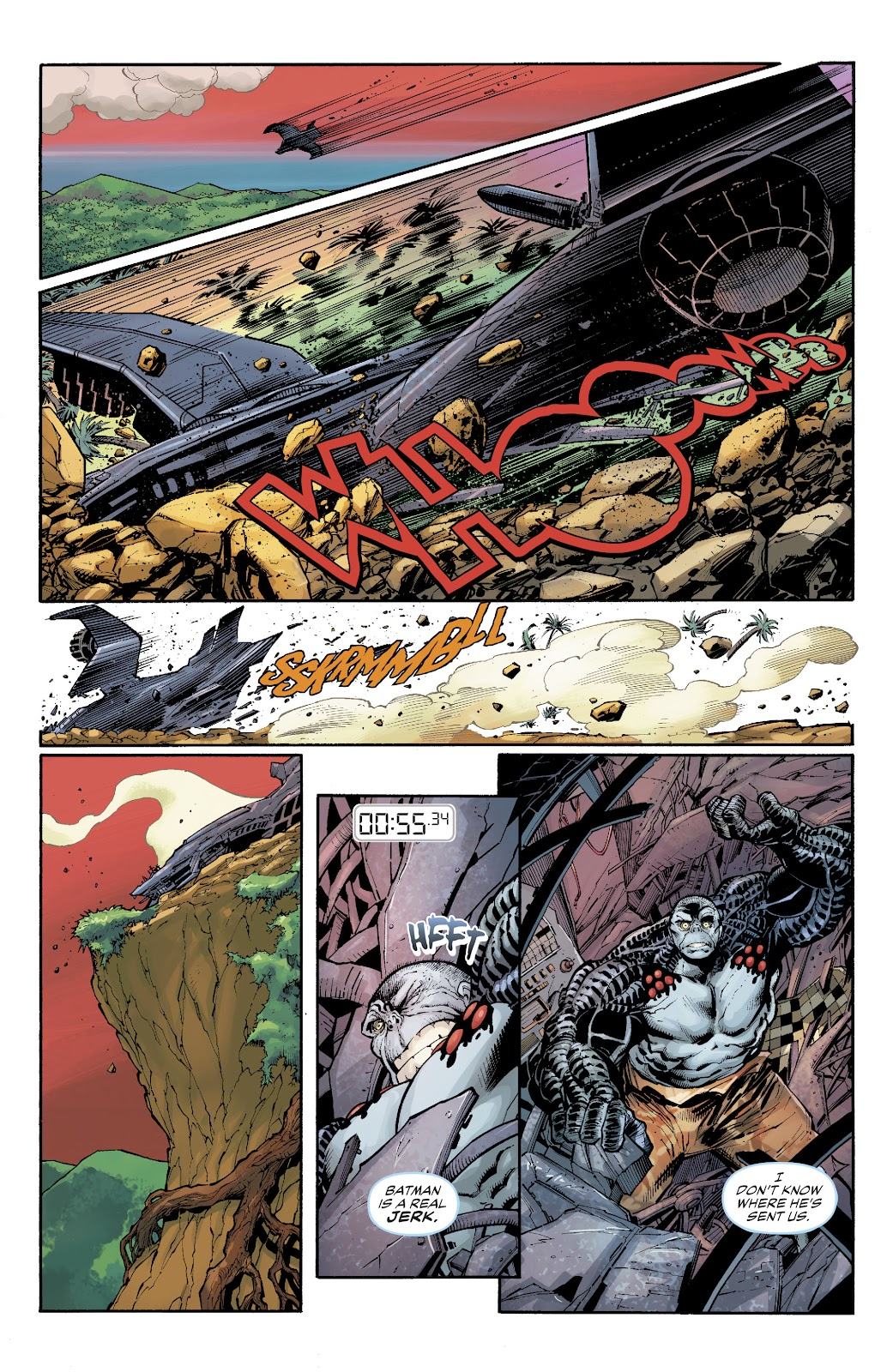Read online Damage (2018) comic -  Issue #13 - 21