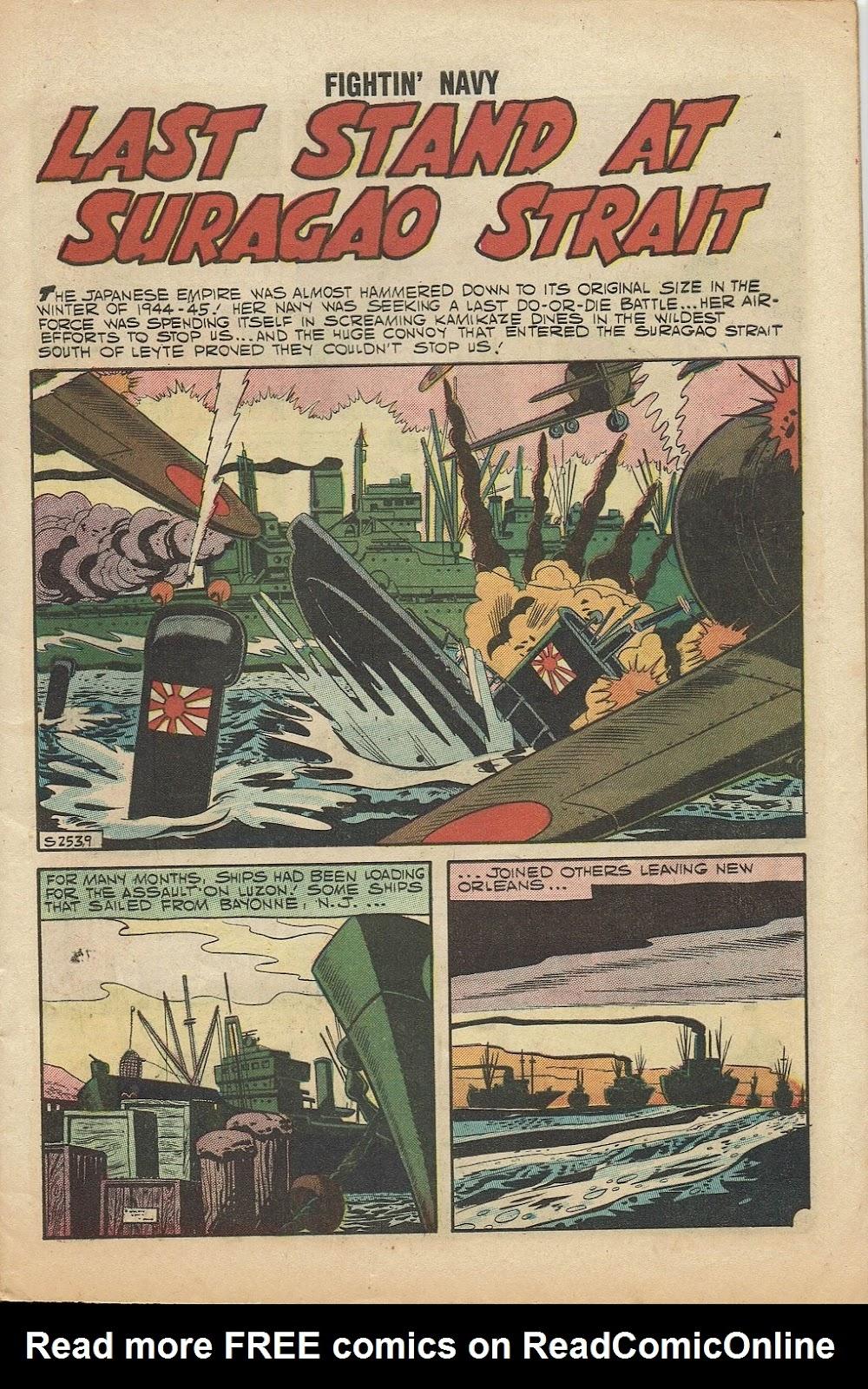 Read online Fightin' Navy comic -  Issue #81 - 9