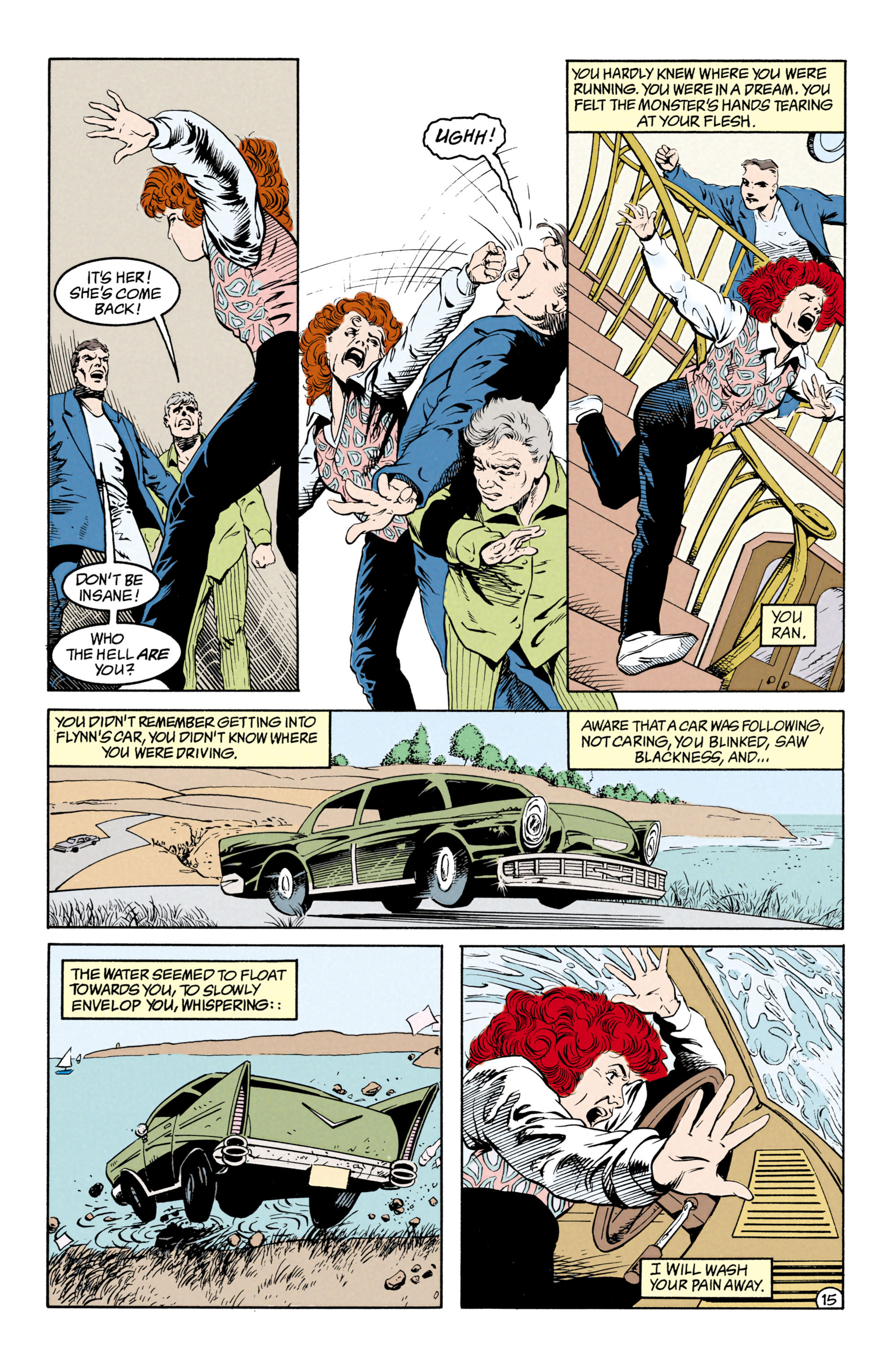 Read online Shade, the Changing Man comic -  Issue #29 - 16