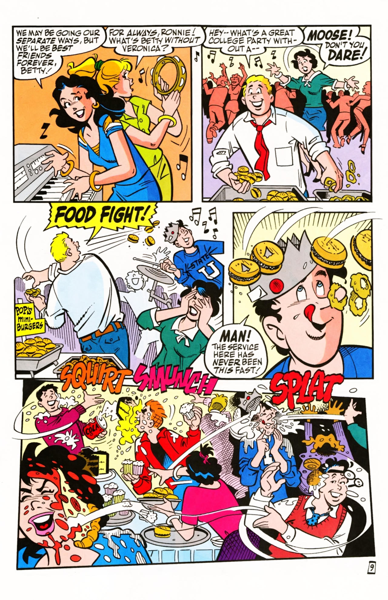 Read online Archie (1960) comic -  Issue #603 - 15