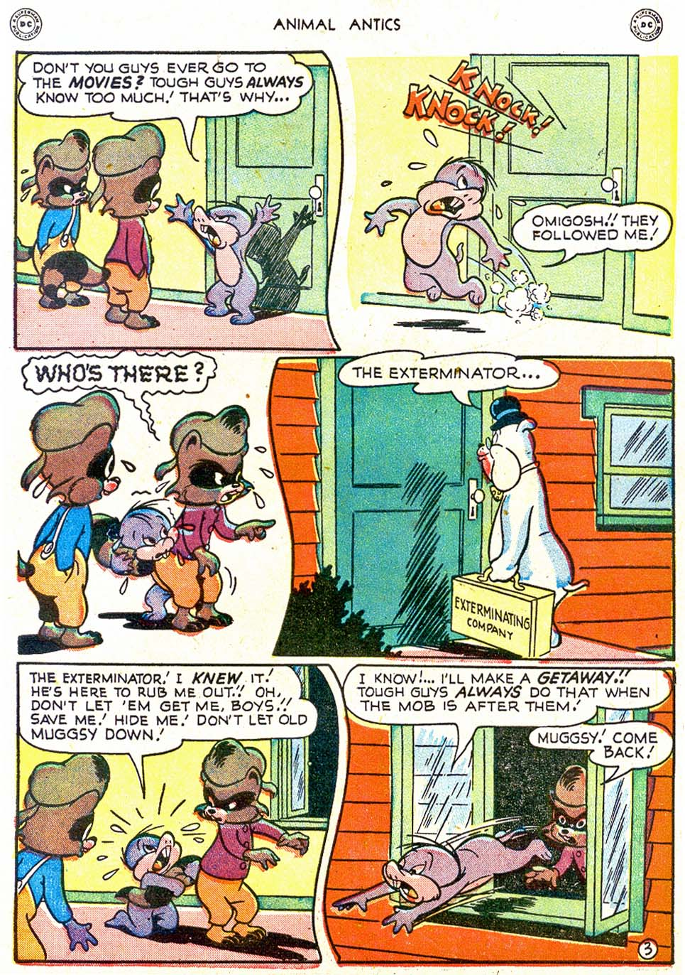 Read online Animal Antics comic -  Issue #17 - 5