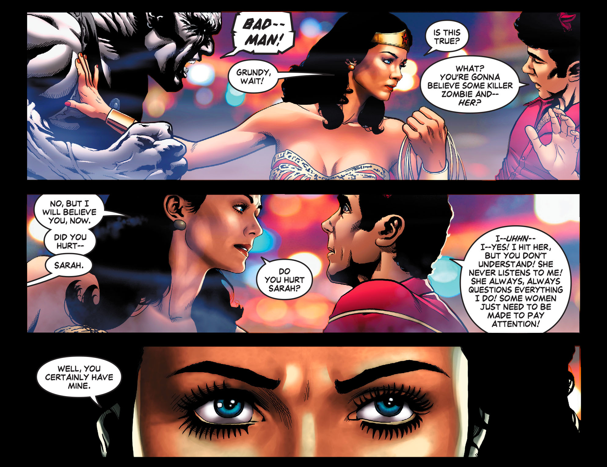 Read online Wonder Woman '77 [I] comic -  Issue #13 - 17