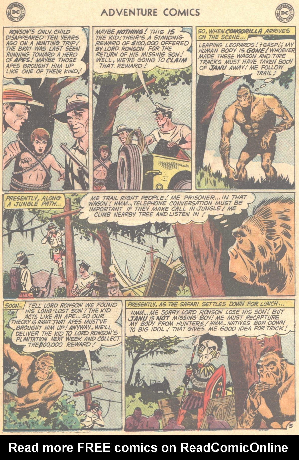 Read online Adventure Comics (1938) comic -  Issue #278 - 19