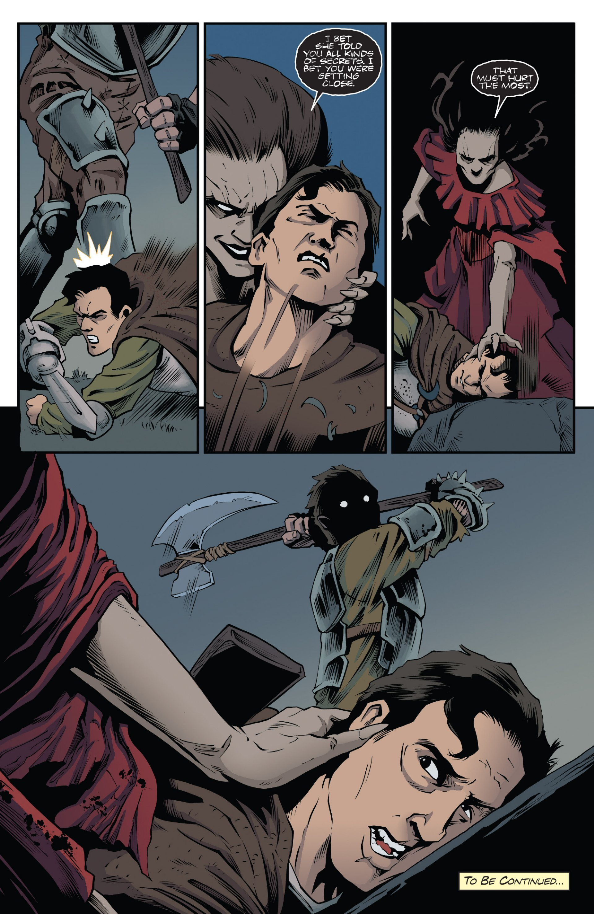 Read online Ash and the Army of Darkness comic -  Issue #7 - 24